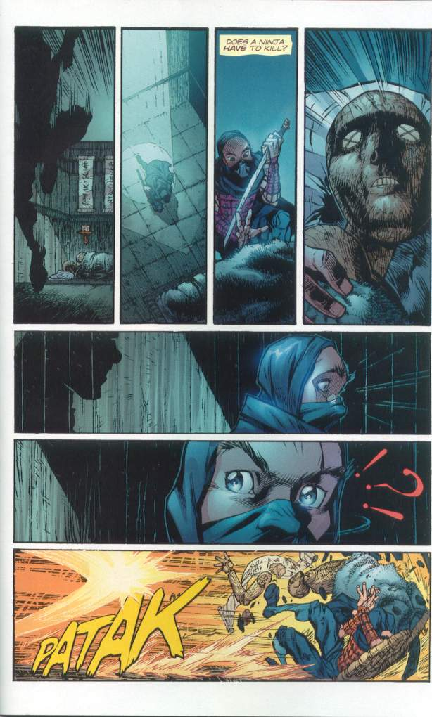 Read online Ninja Boy comic -  Issue #1 - 32