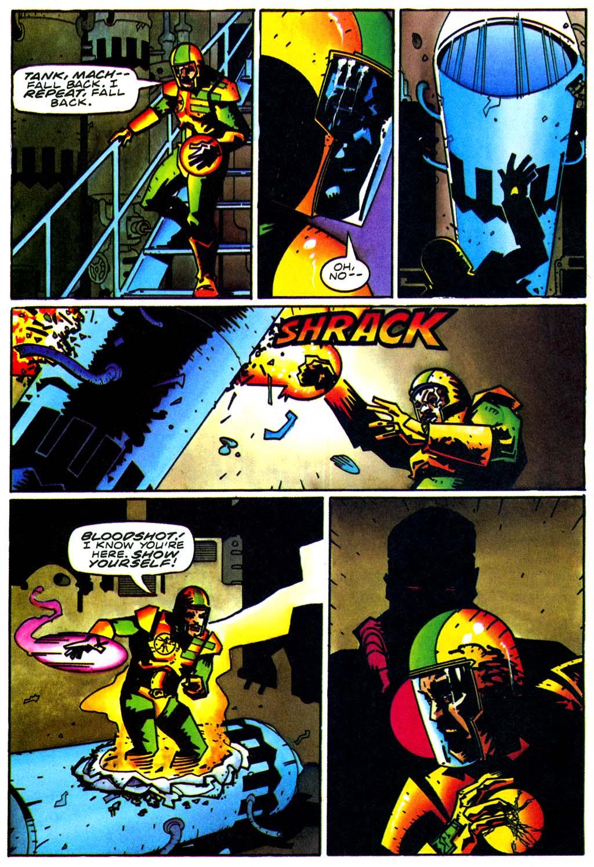 Read online Secret Weapons comic -  Issue #20 - 20