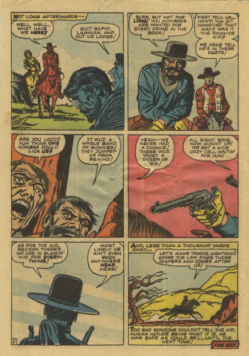 The Rawhide Kid (1955) issue 25 - Page 32