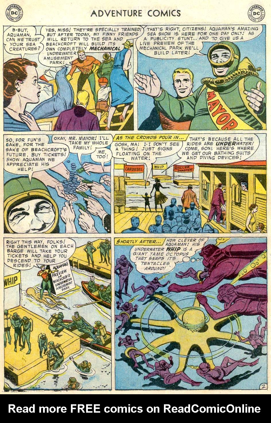 Read online Adventure Comics (1938) comic -  Issue #246 - 19