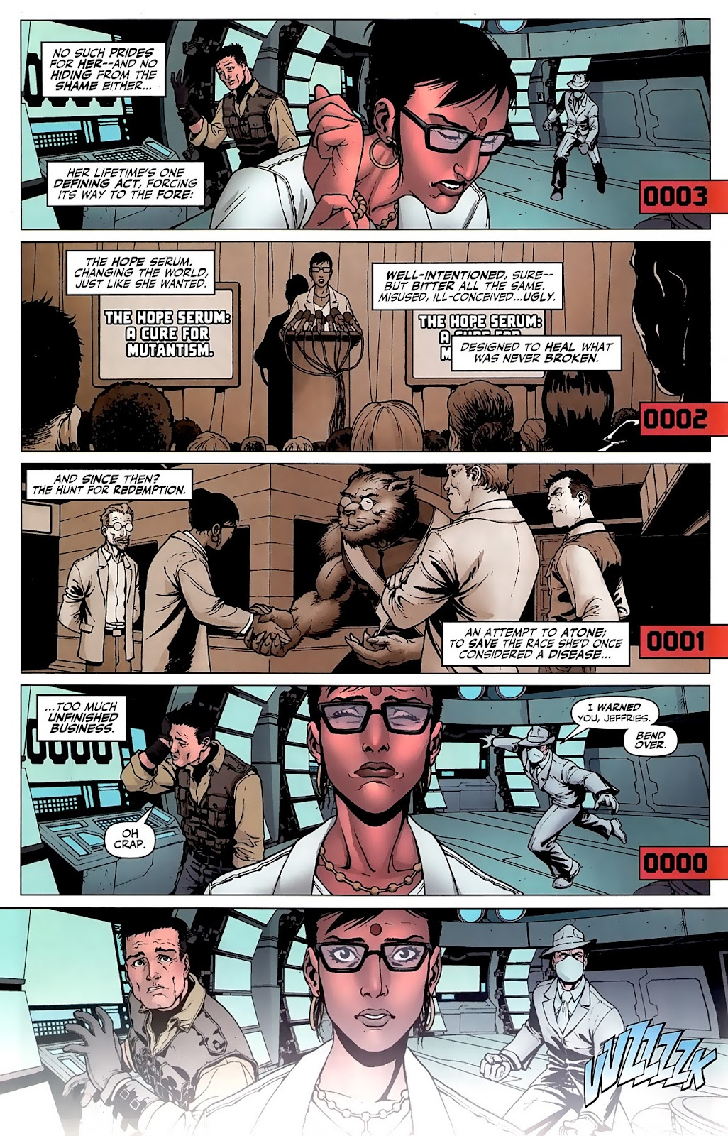 Read online X-Men: Second Coming Revelations comic -  Issue # TPB (Part 1) - 36