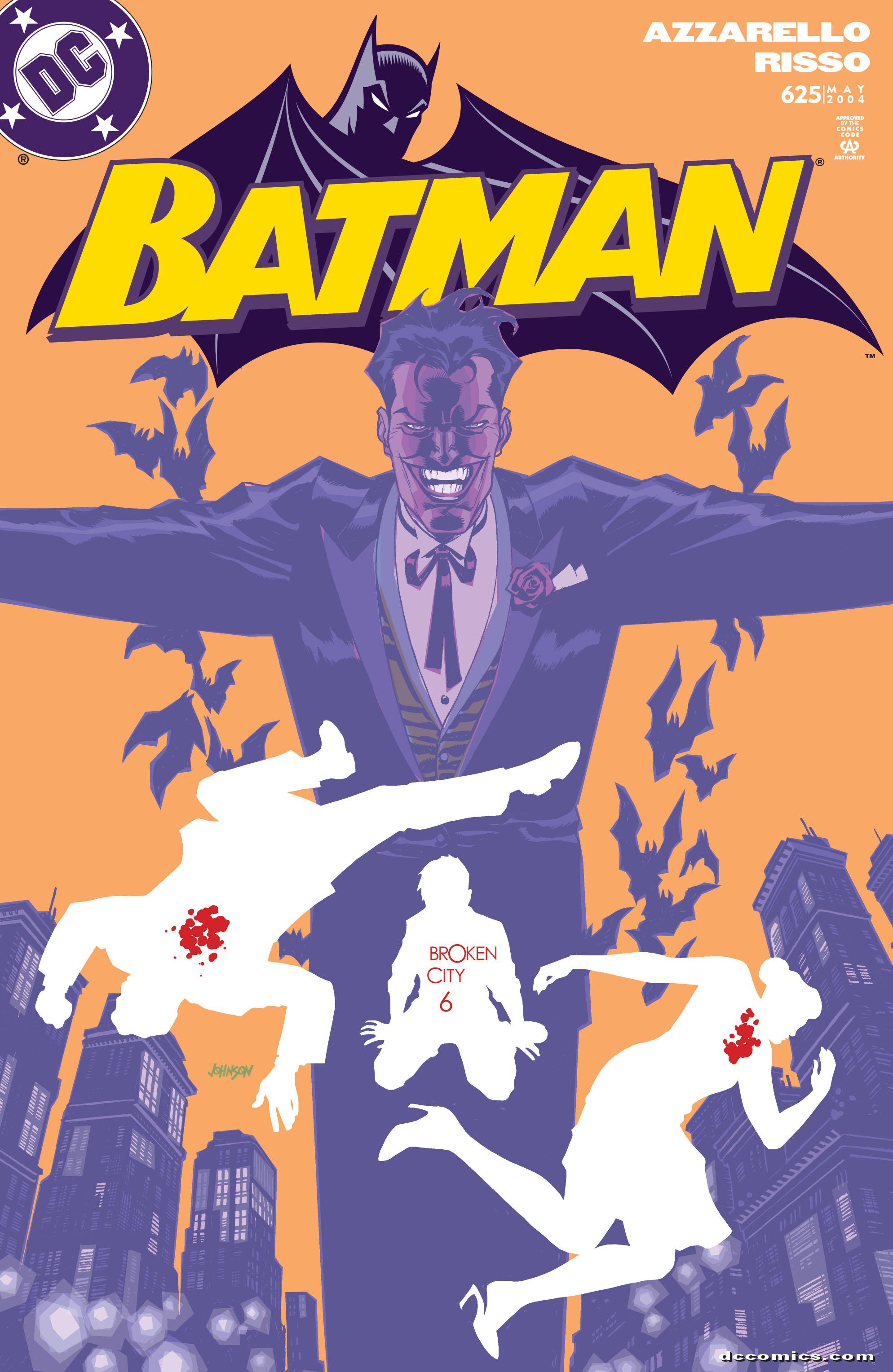 Batman (1940) 625 Page 1
