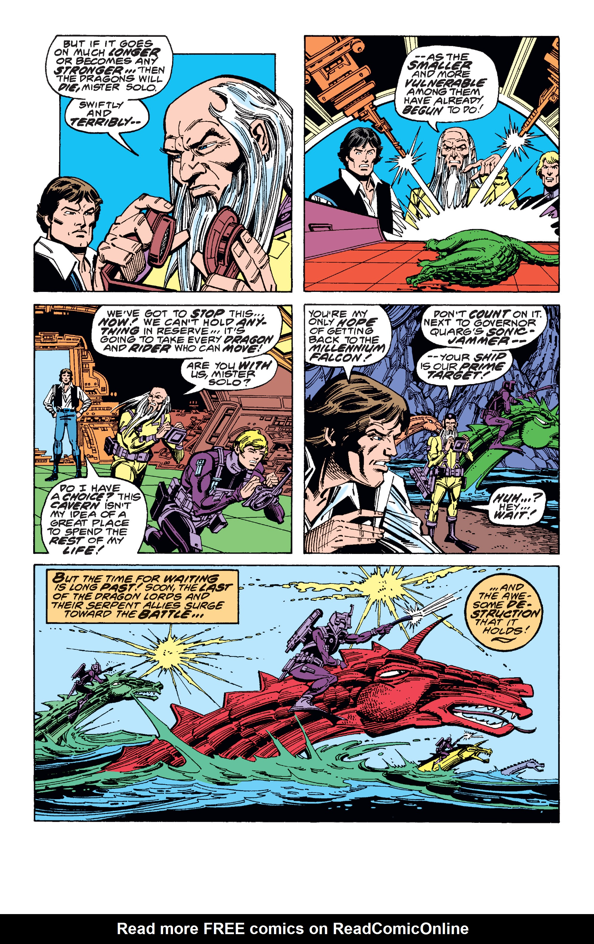 Read online Star Wars Omnibus comic -  Issue # Vol. 13 - 251