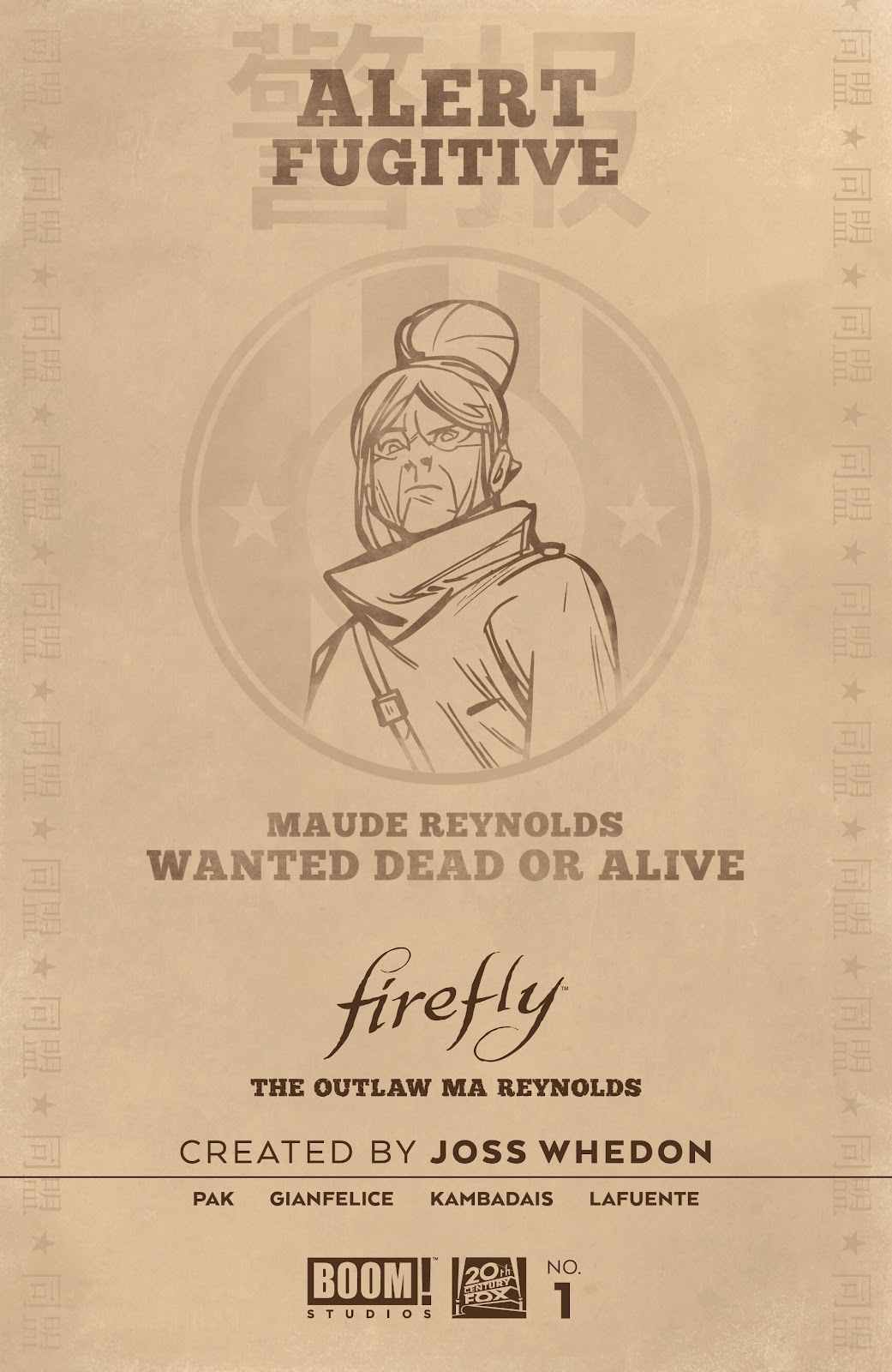 Read online Firefly: The Outlaw Ma Reynolds comic -  Issue # Full - 43