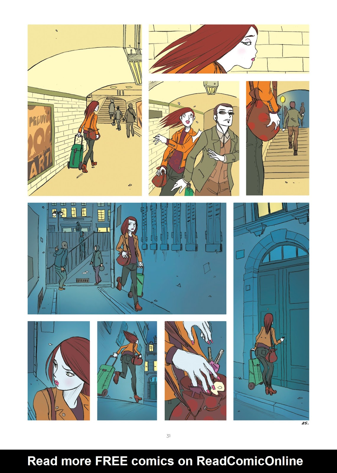 Read online Diary of A Femen comic -  Issue # TPB - 33