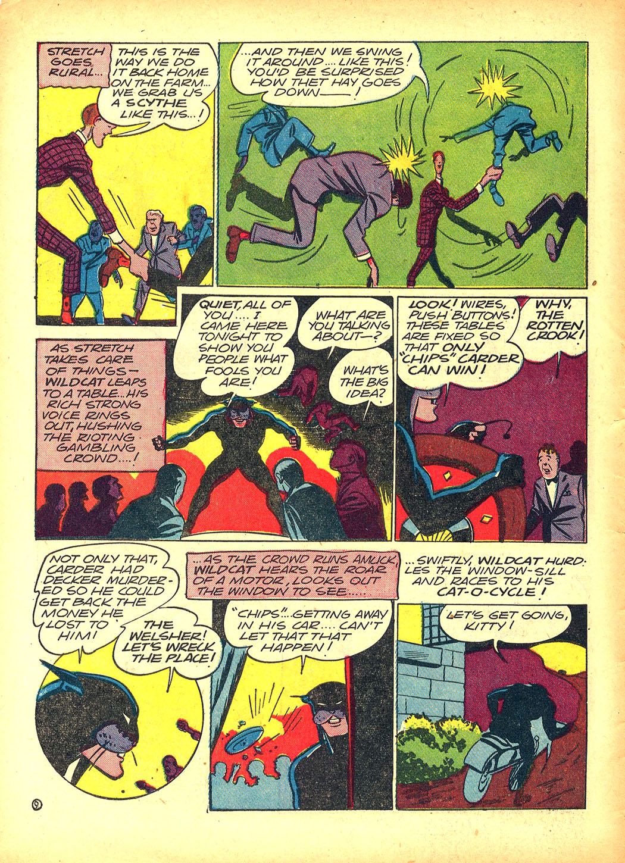 Read online Sensation (Mystery) Comics comic -  Issue #5 - 64
