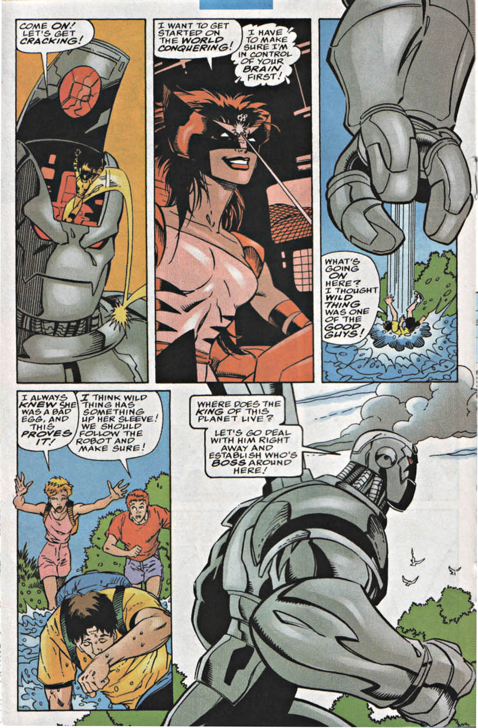 Wild Thing (1999) issue 5 - Page 13