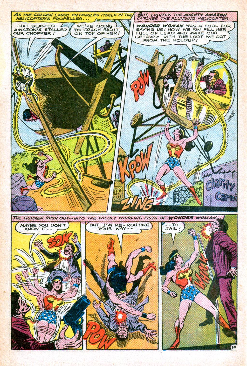 Read online Wonder Woman (1942) comic -  Issue #173 - 16