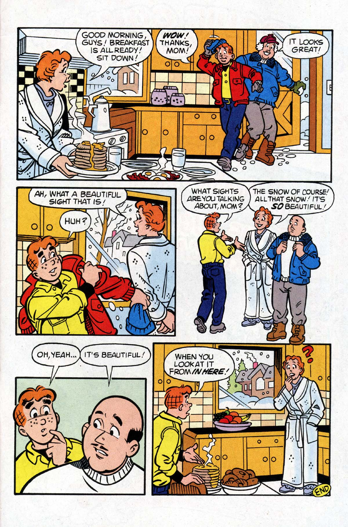 Read online Archie (1960) comic -  Issue #530 - 25