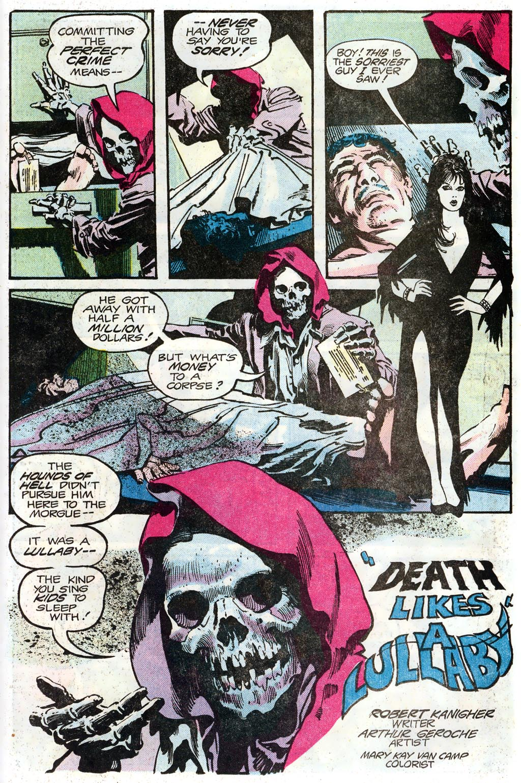 Elvira's House of Mystery Issue #1 #2 - English 19