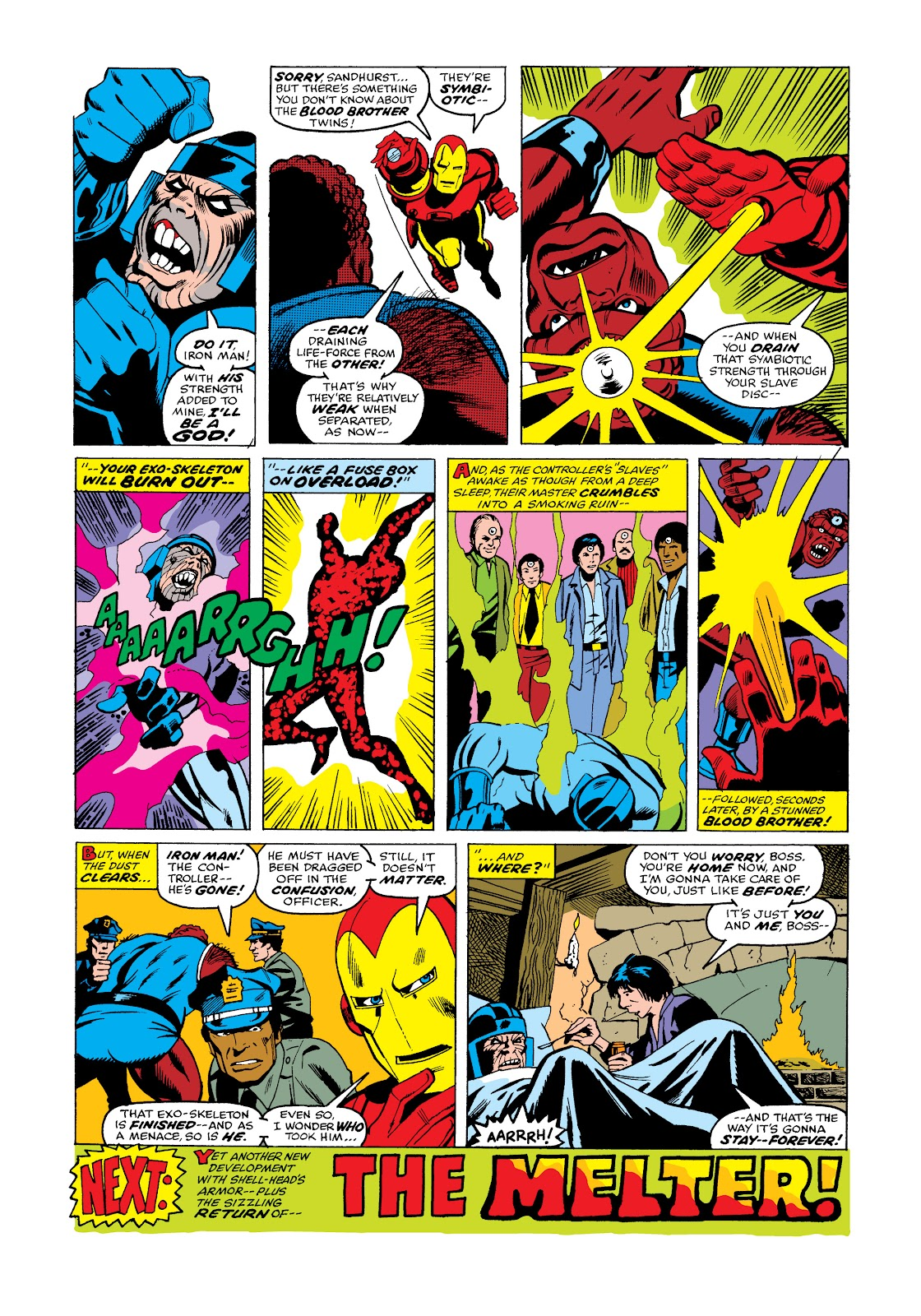 Read online Marvel Masterworks: The Invincible Iron Man comic -  Issue # TPB 11 (Part 3) - 28