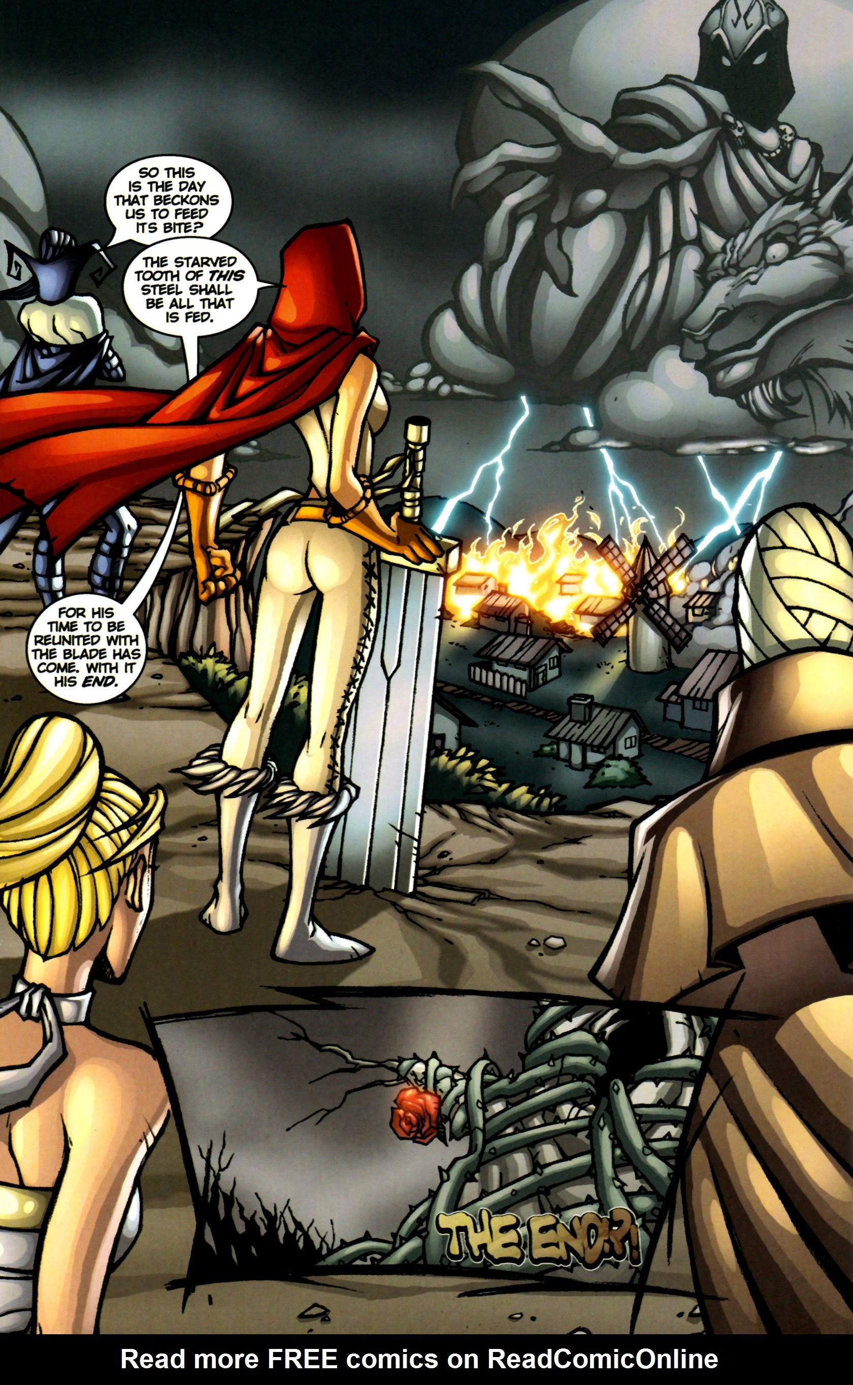 Read online Abiding Perdition comic -  Issue #6 - 21