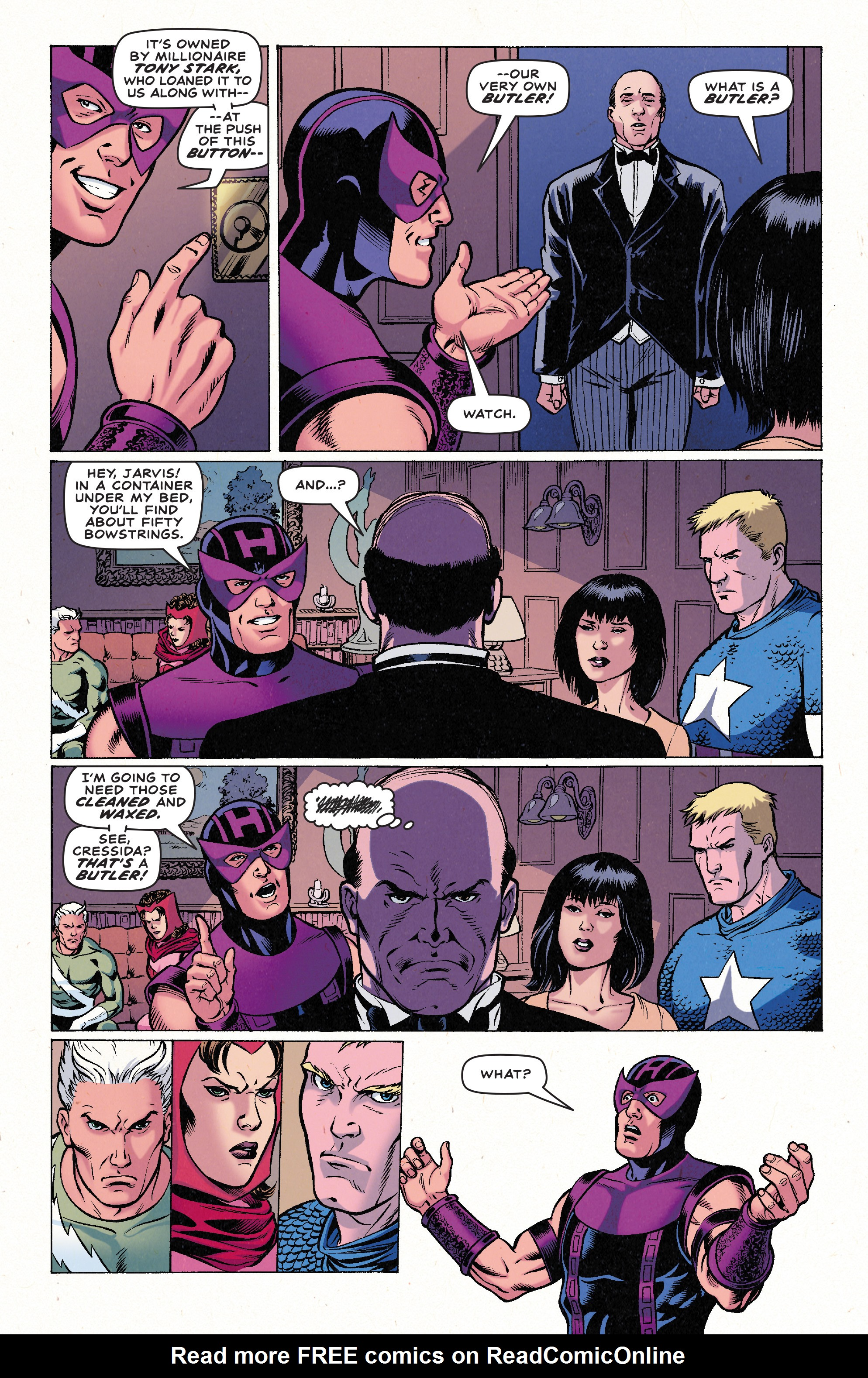 Read online Avengers (2016) comic -  Issue #3.1 - 12