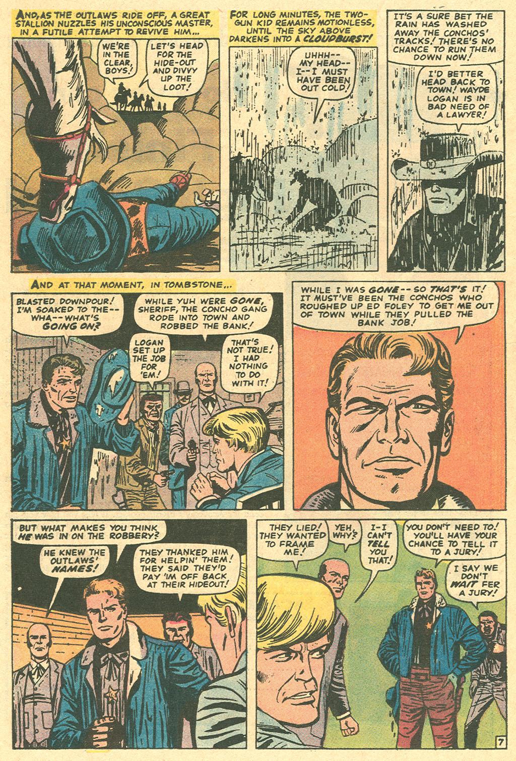 Read online Two-Gun Kid comic -  Issue #96 - 12