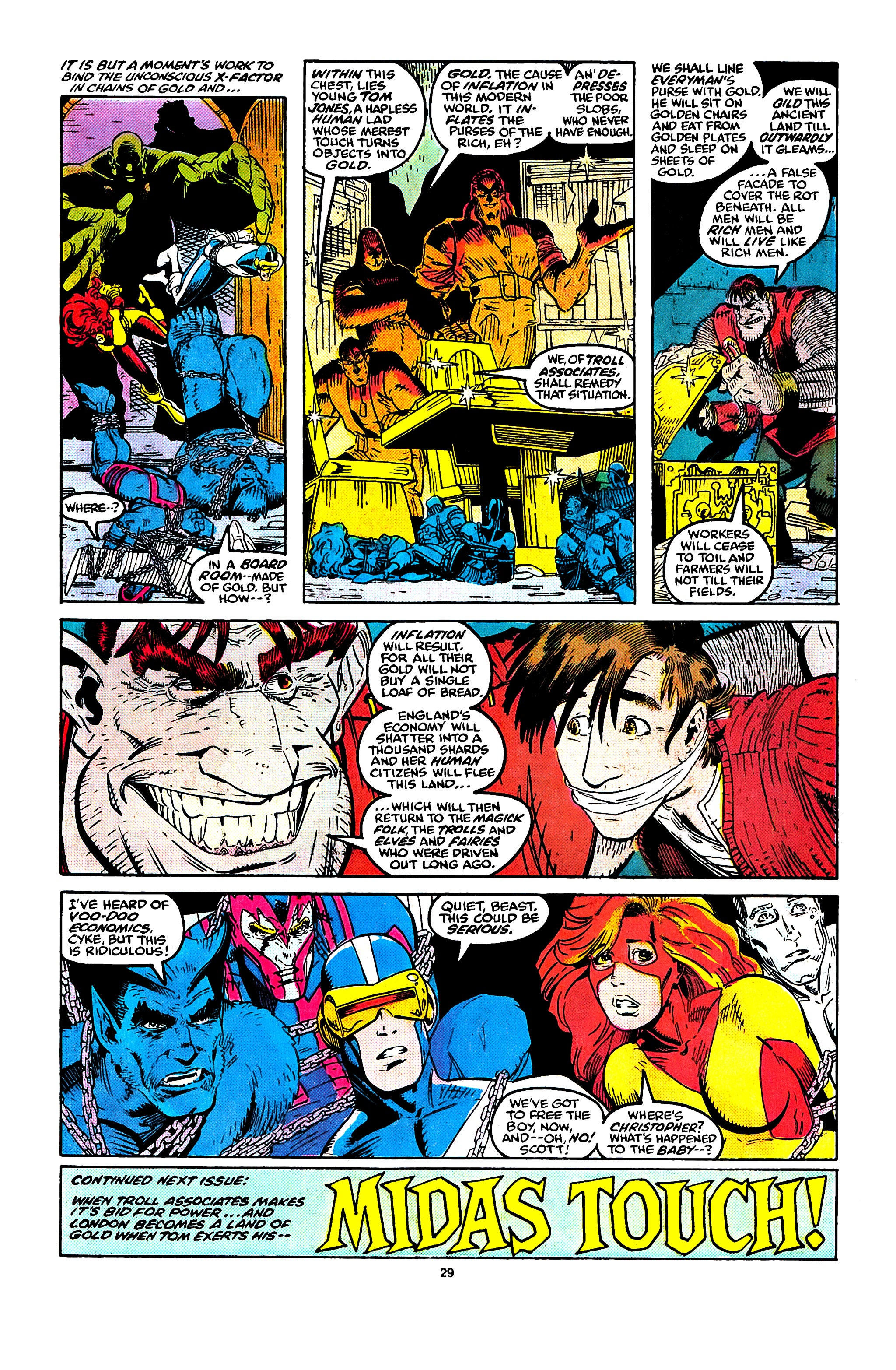 Read online X-Factor (1986) comic -  Issue #41 - 23
