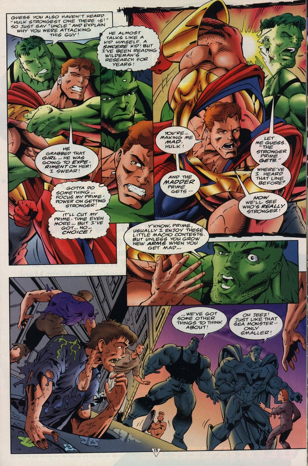 Read online Prime Vs. The Incredible Hulk comic -  Issue # Full - 19