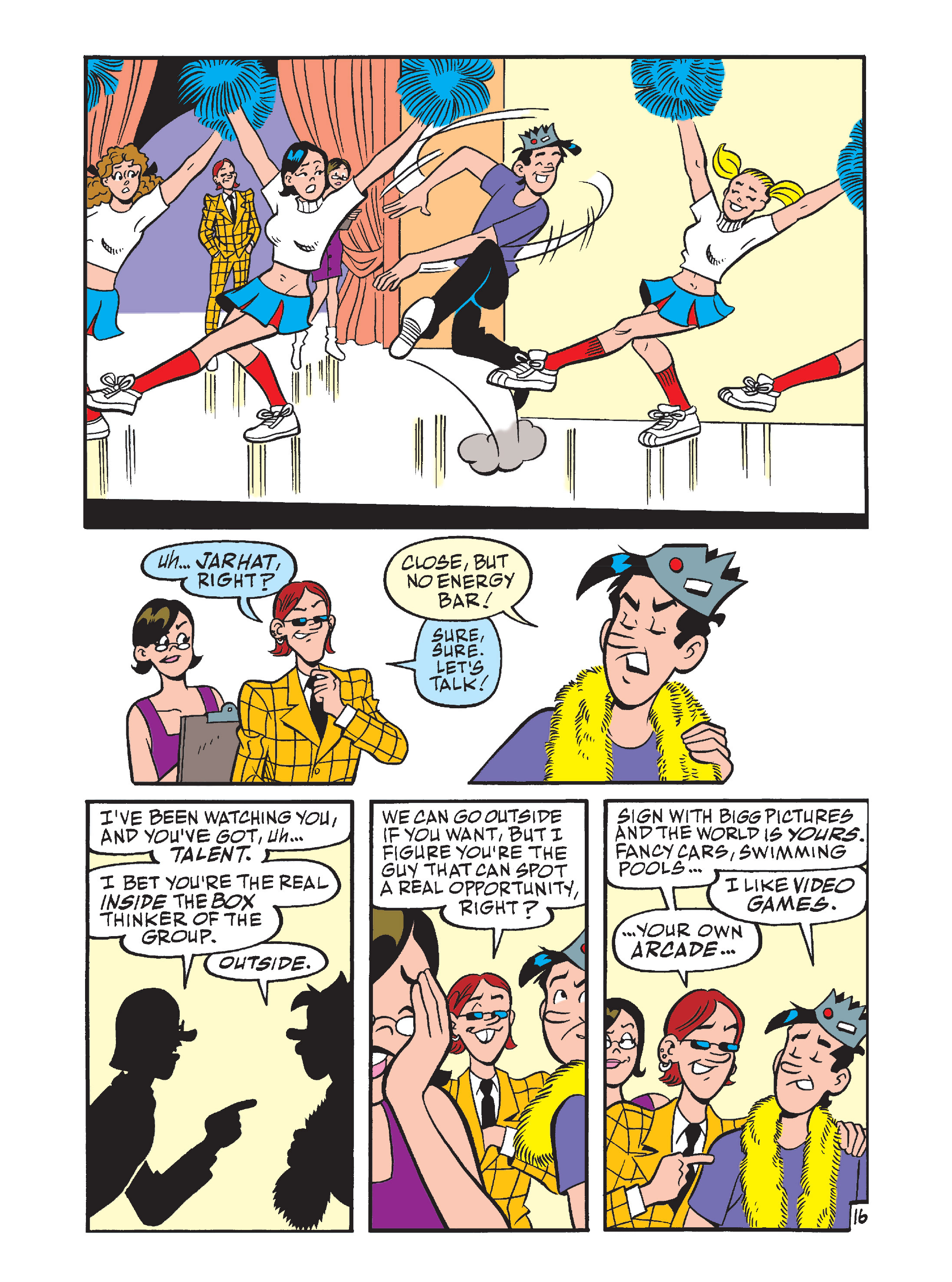 Read online Archie's Funhouse Double Digest comic -  Issue #7 - 51