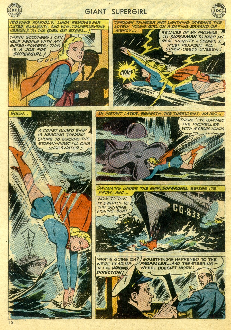 Action Comics (1938) 334 Page 19
