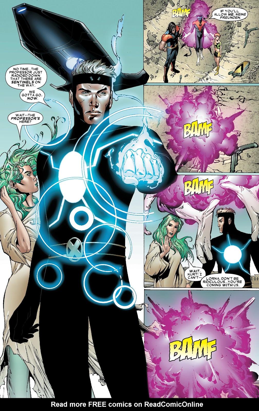Uncanny X-Men (1963) issue 475 - Page 20