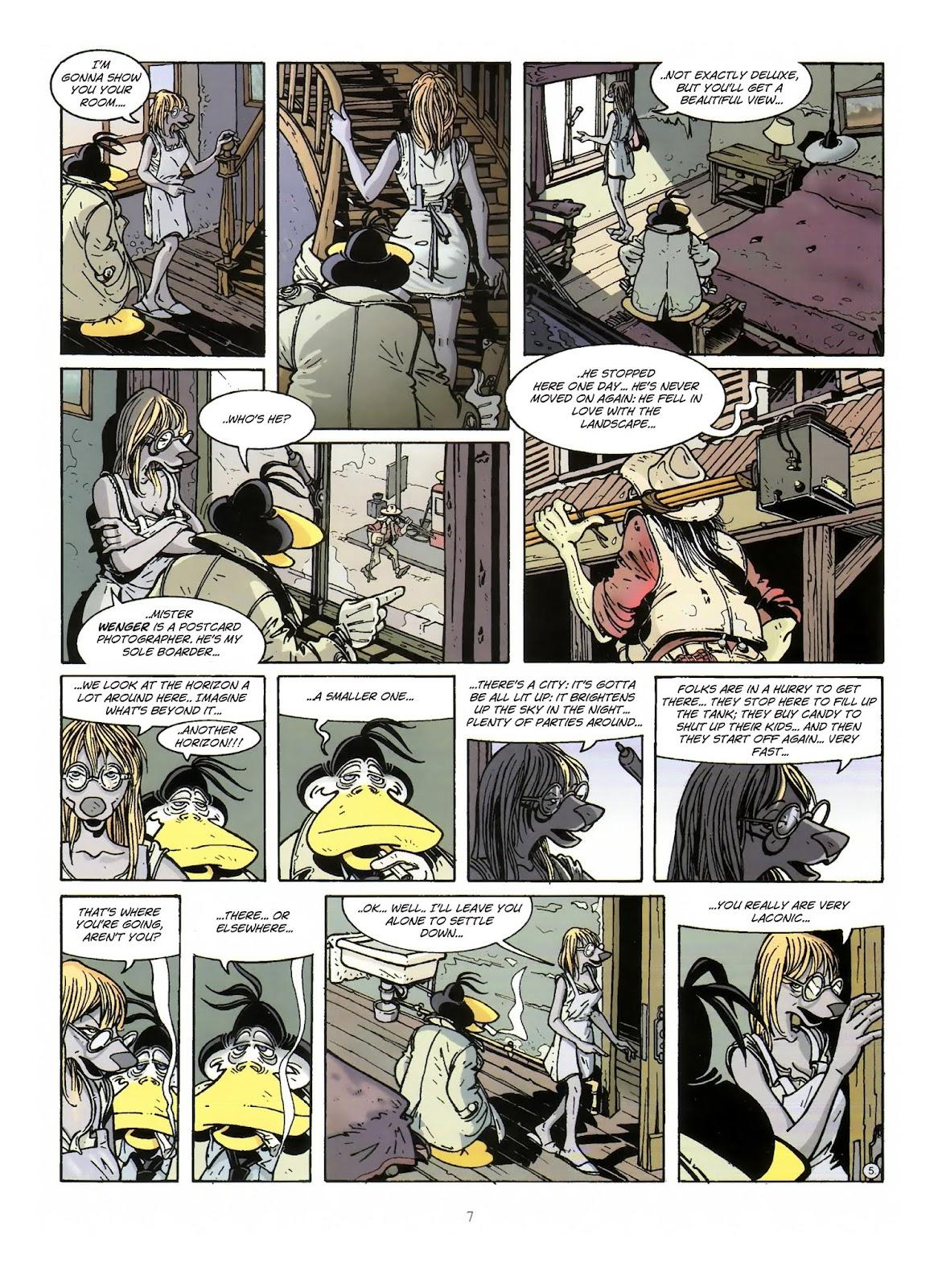 Une enquête de l'inspecteur Canardo issue 10 - Page 8