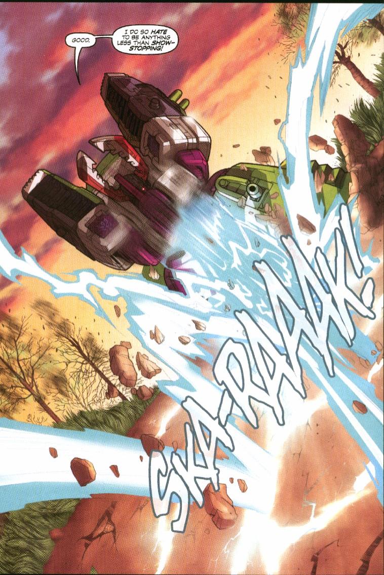 Read online Transformers Armada comic -  Issue #7 - 10