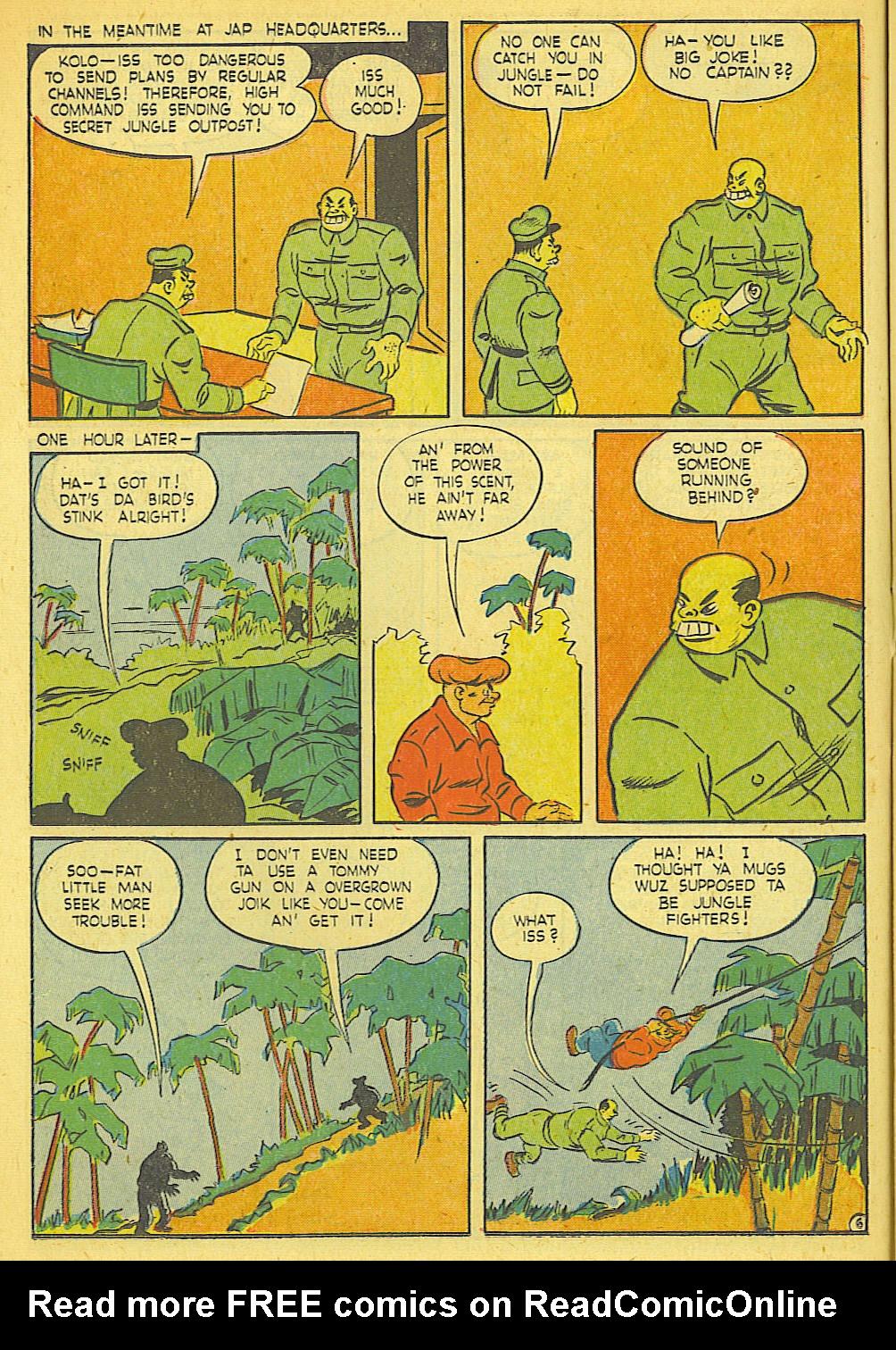 Daredevil (1941) issue 21 - Page 30