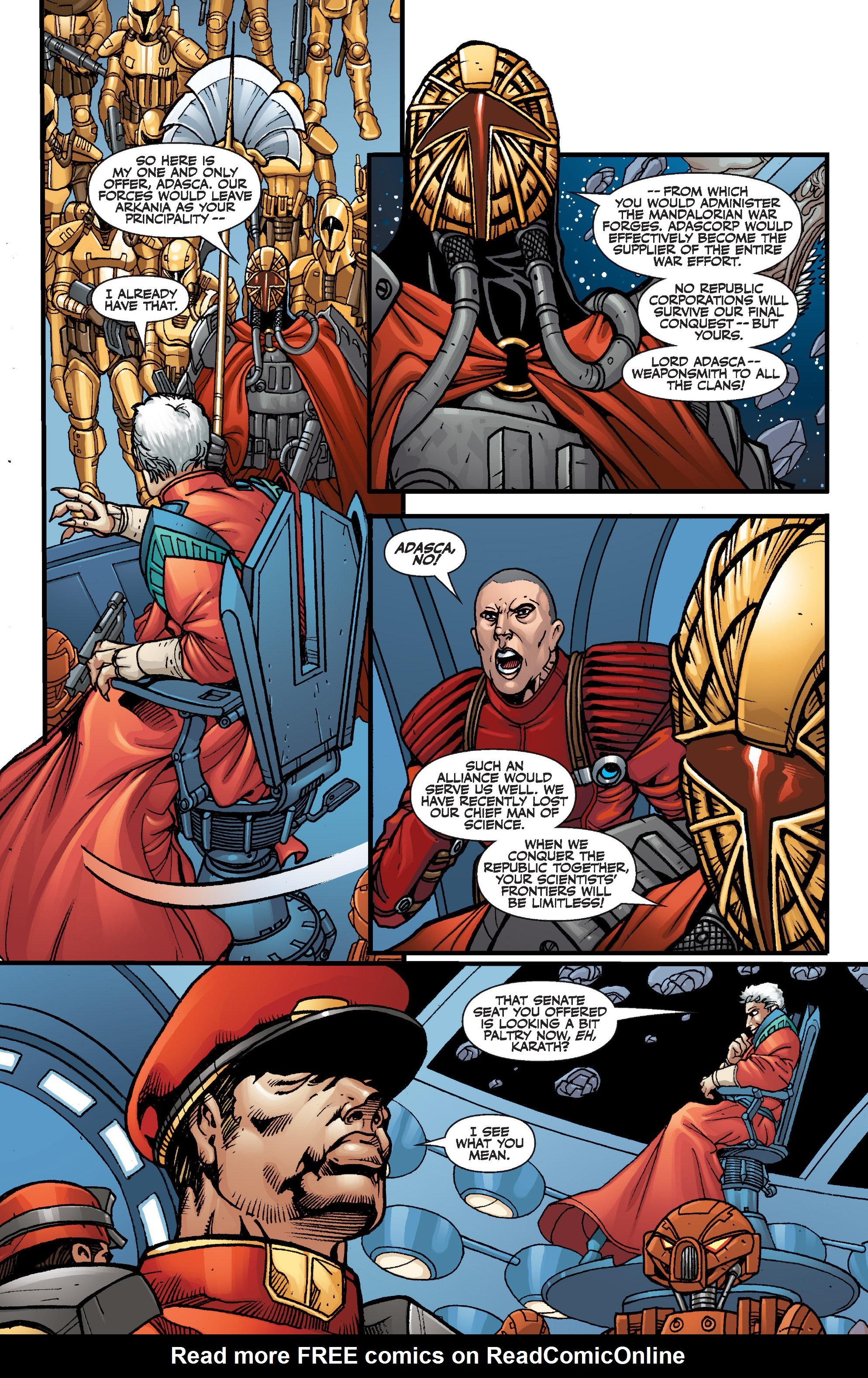 Read online Star Wars Omnibus comic -  Issue # Vol. 32 - 50