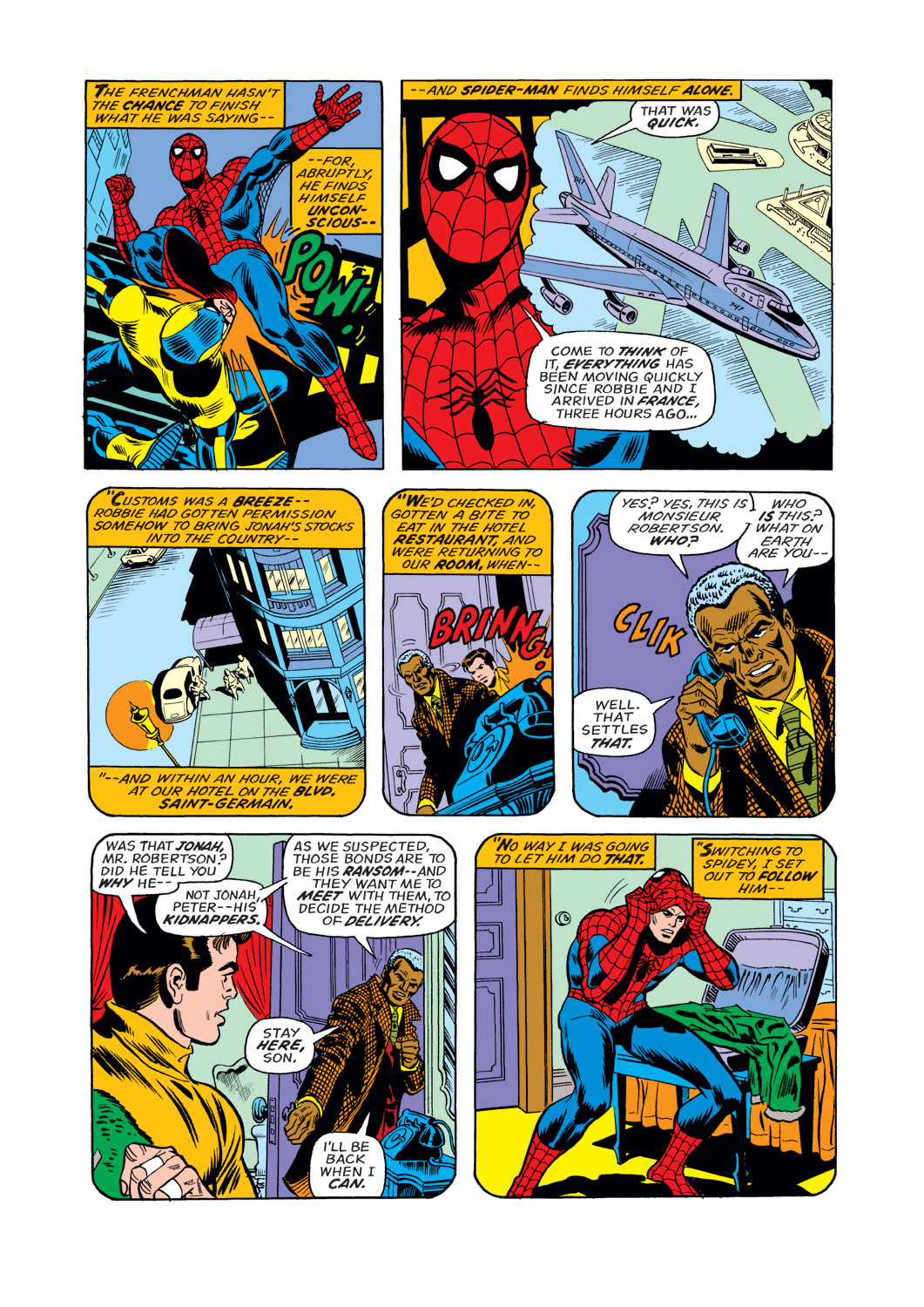 The Amazing Spider-Man (1963) 143 Page 14