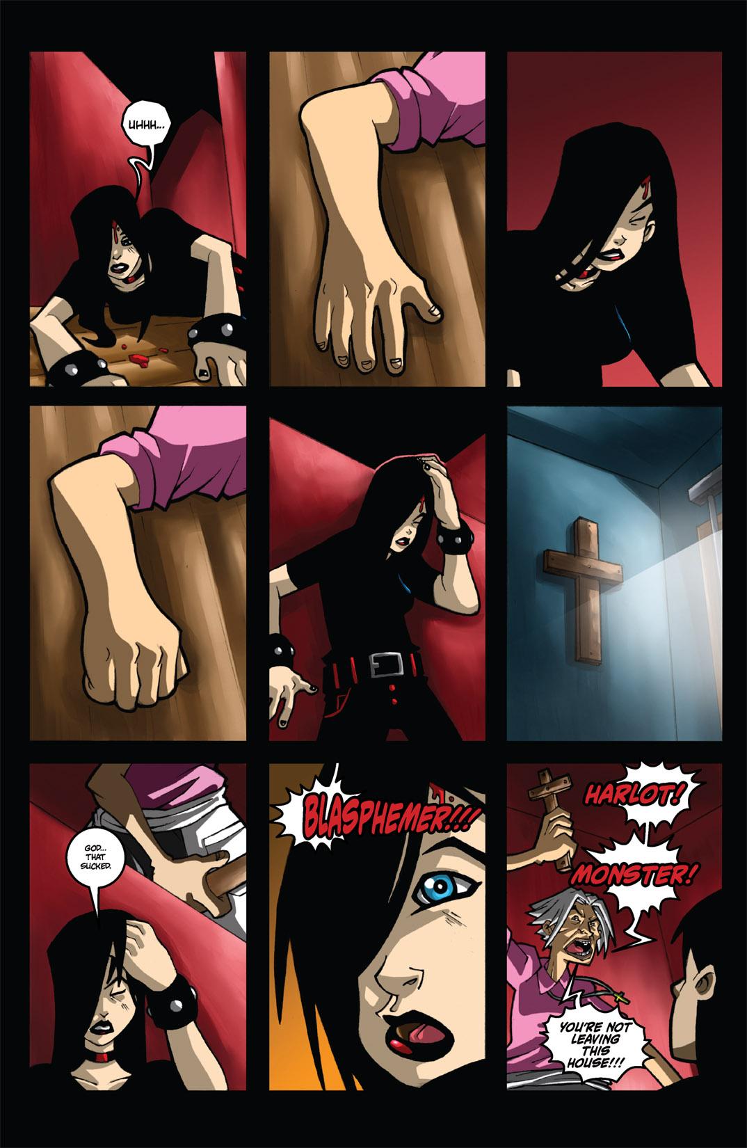 Read online Nightmare World comic -  Issue # Vol. 1 Thirteen Tales of Terror - 75