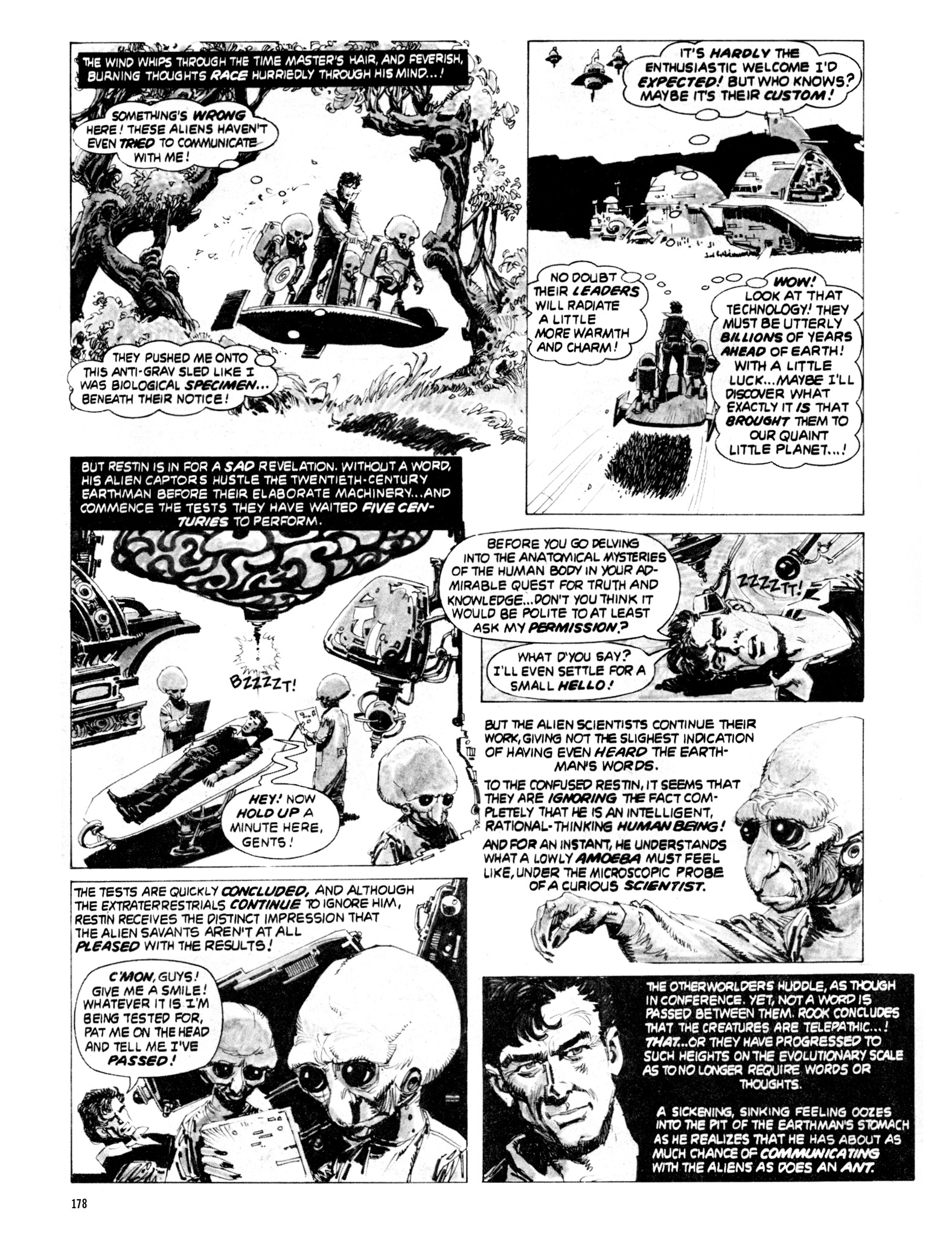 Read online Eerie Archives comic -  Issue # TPB 20 - 178