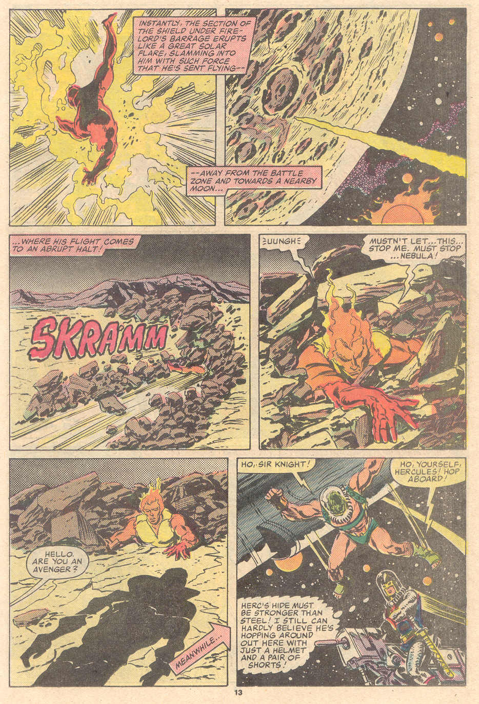 The Avengers (1963) 260 Page 13
