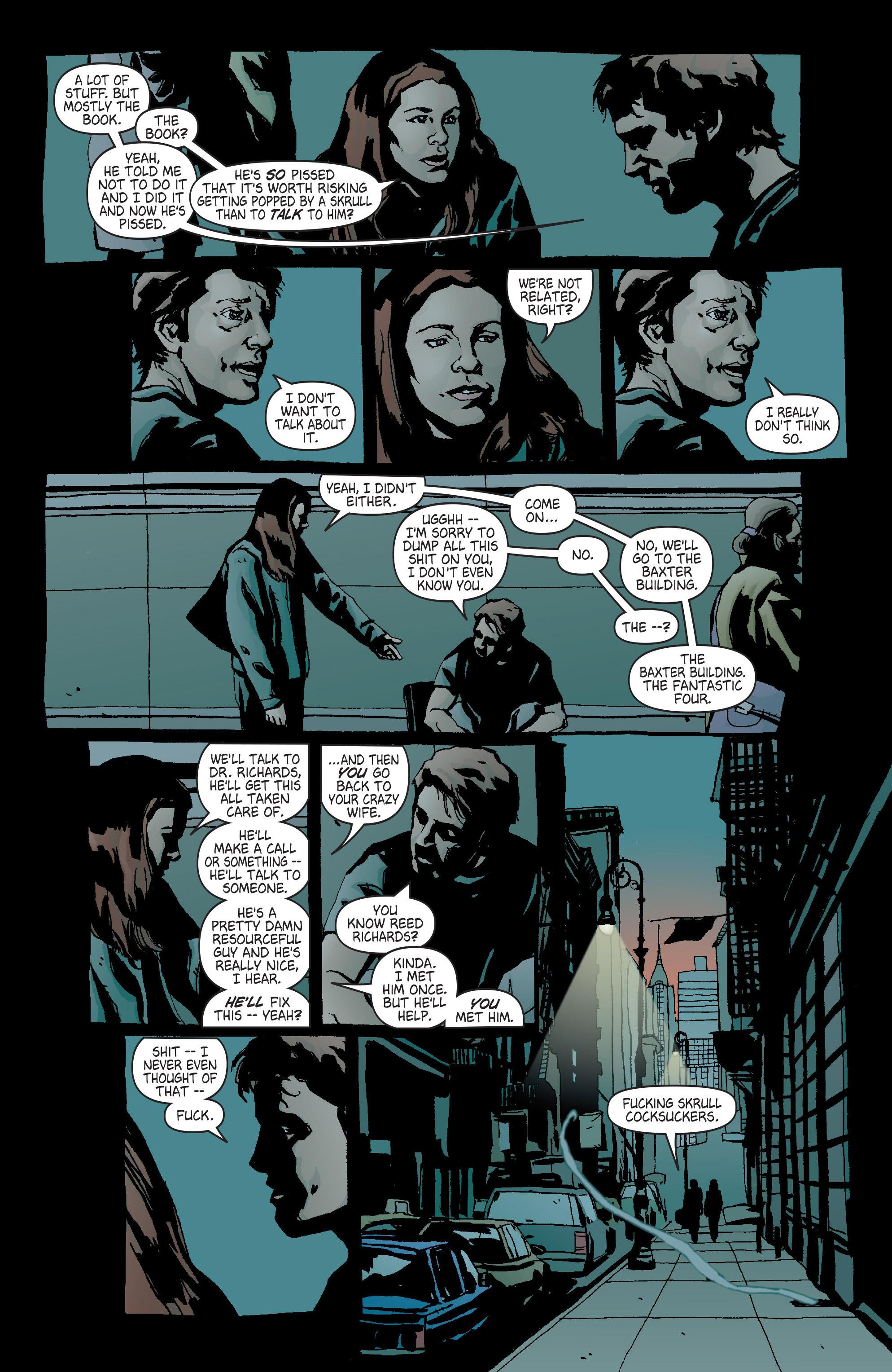 Read online Alias comic -  Issue #8 - 15