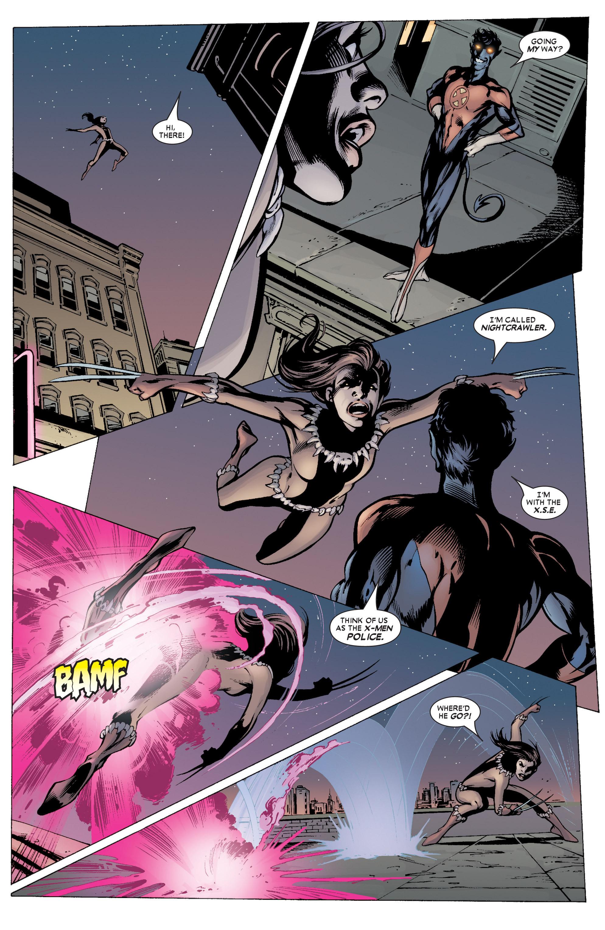 Read online Uncanny X-Men (1963) comic -  Issue #451 - 9