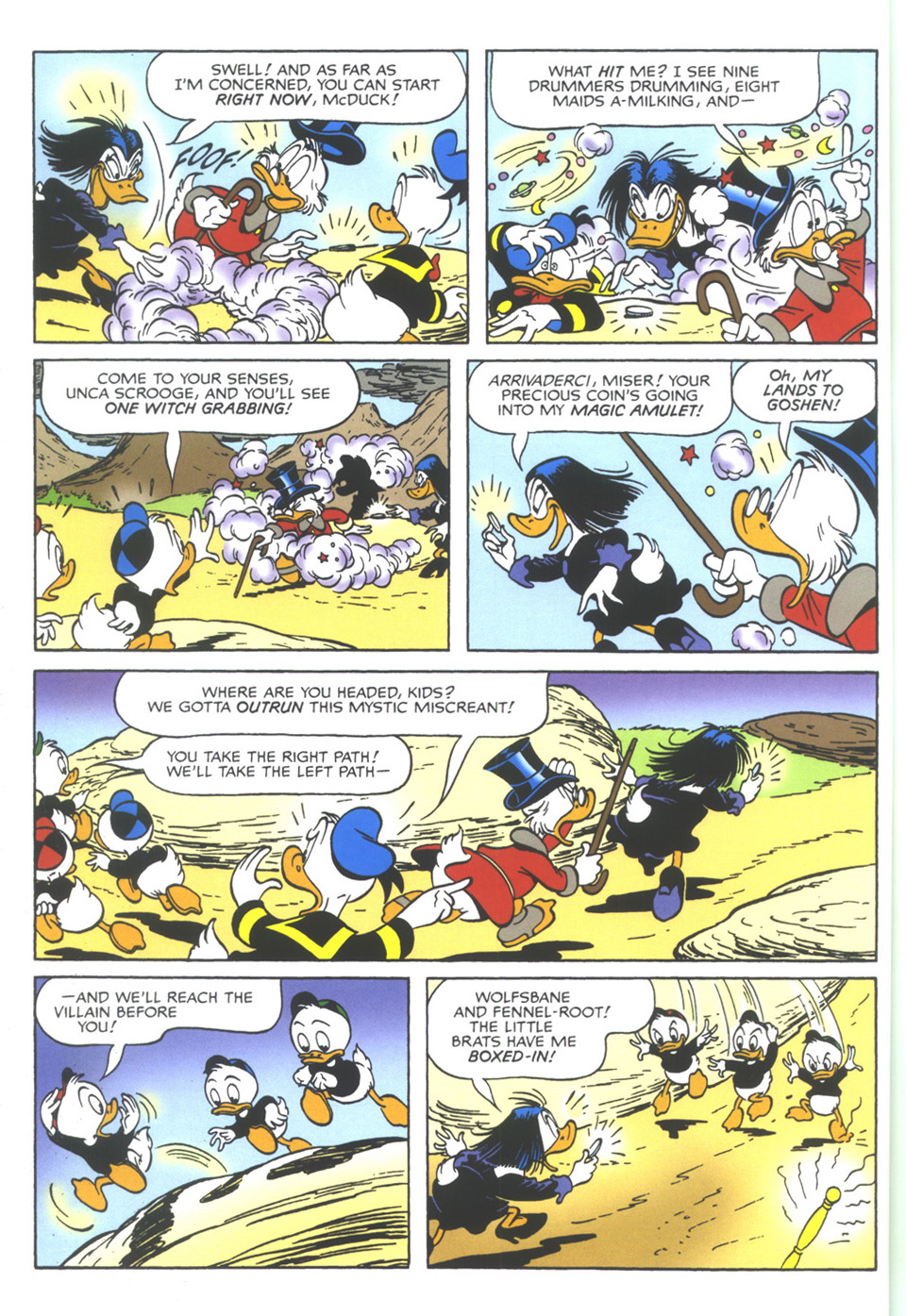 Read online Uncle Scrooge (1953) comic -  Issue #348 - 12