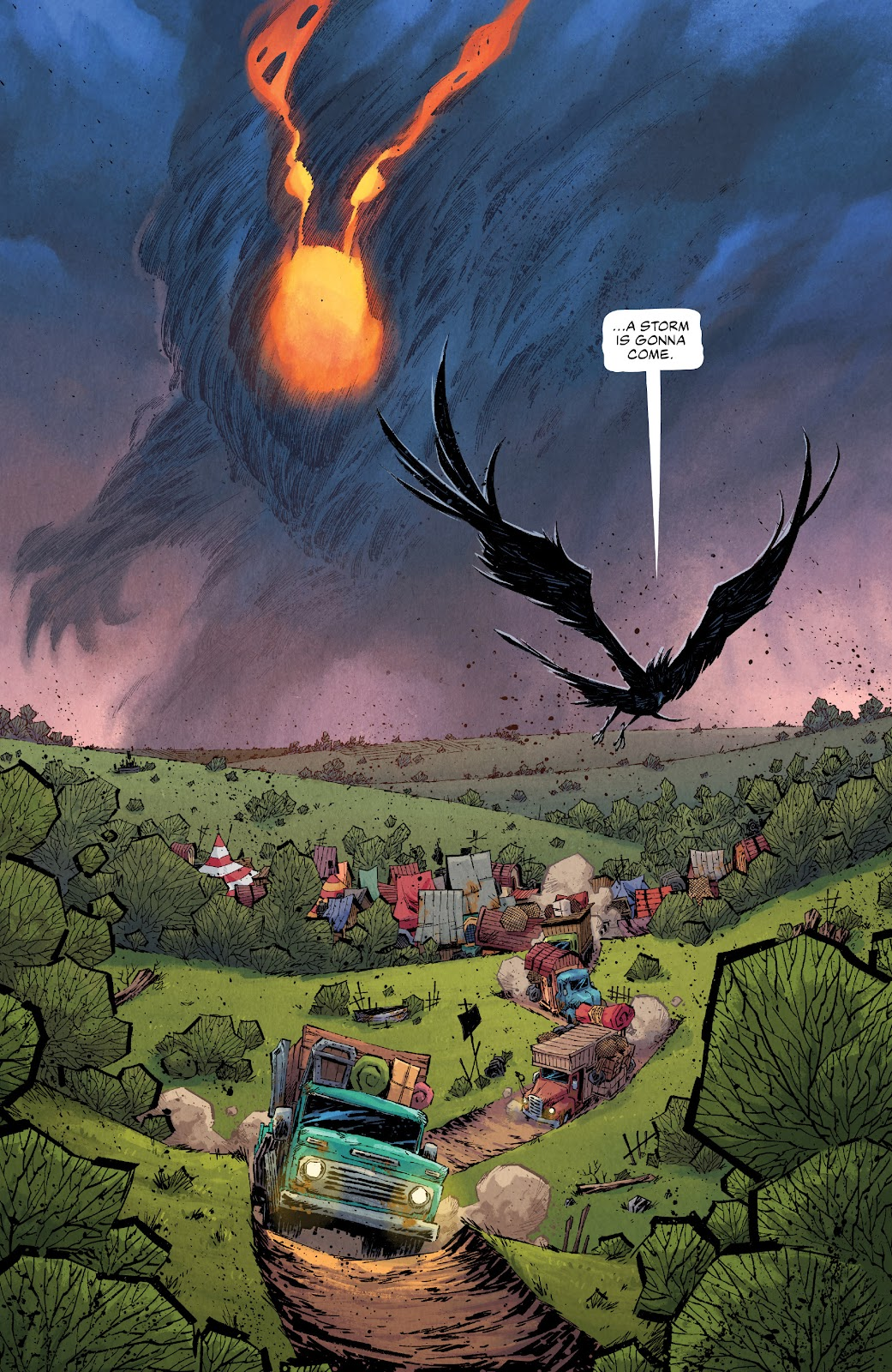 Read online Middlewest comic -  Issue #13 - 23