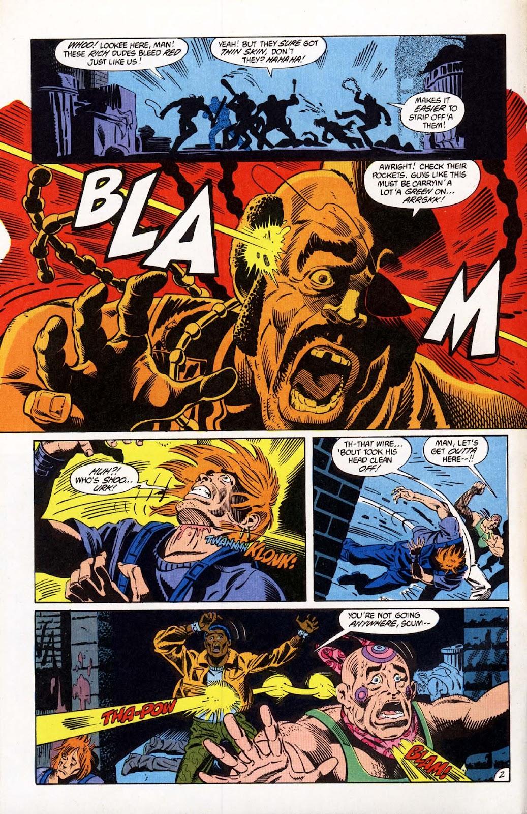 Vigilante (1983) issue 20 - Page 3