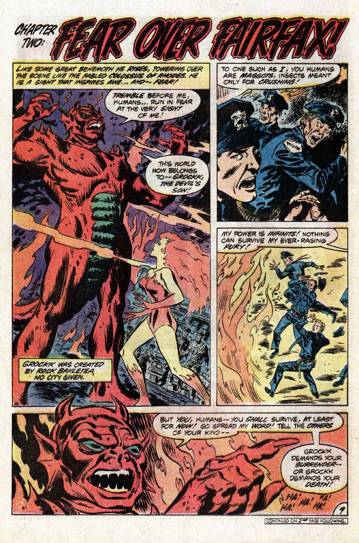 Read online Adventure Comics (1938) comic -  Issue #486 - 10