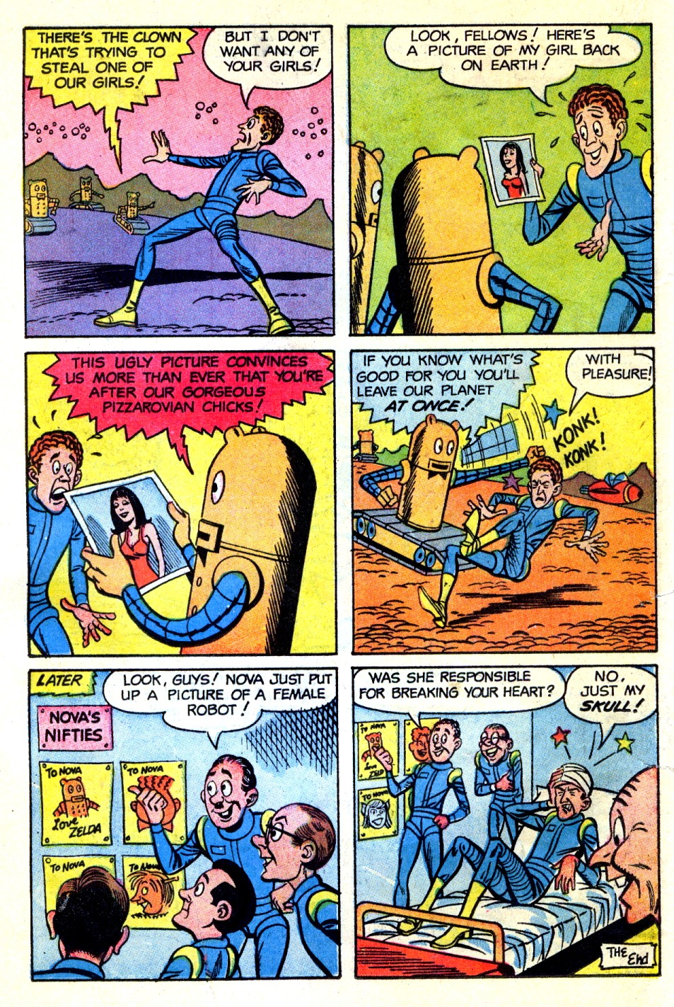 Archie's Madhouse issue 57 - Page 22