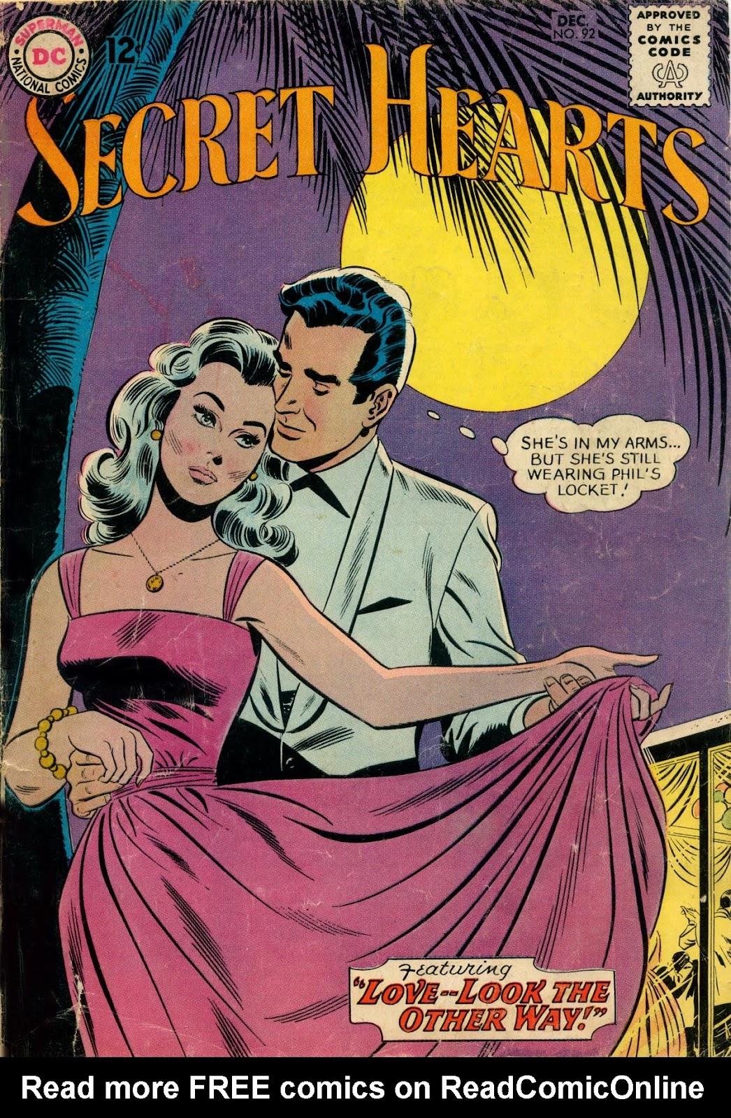 Secret Hearts 93 Page 1
