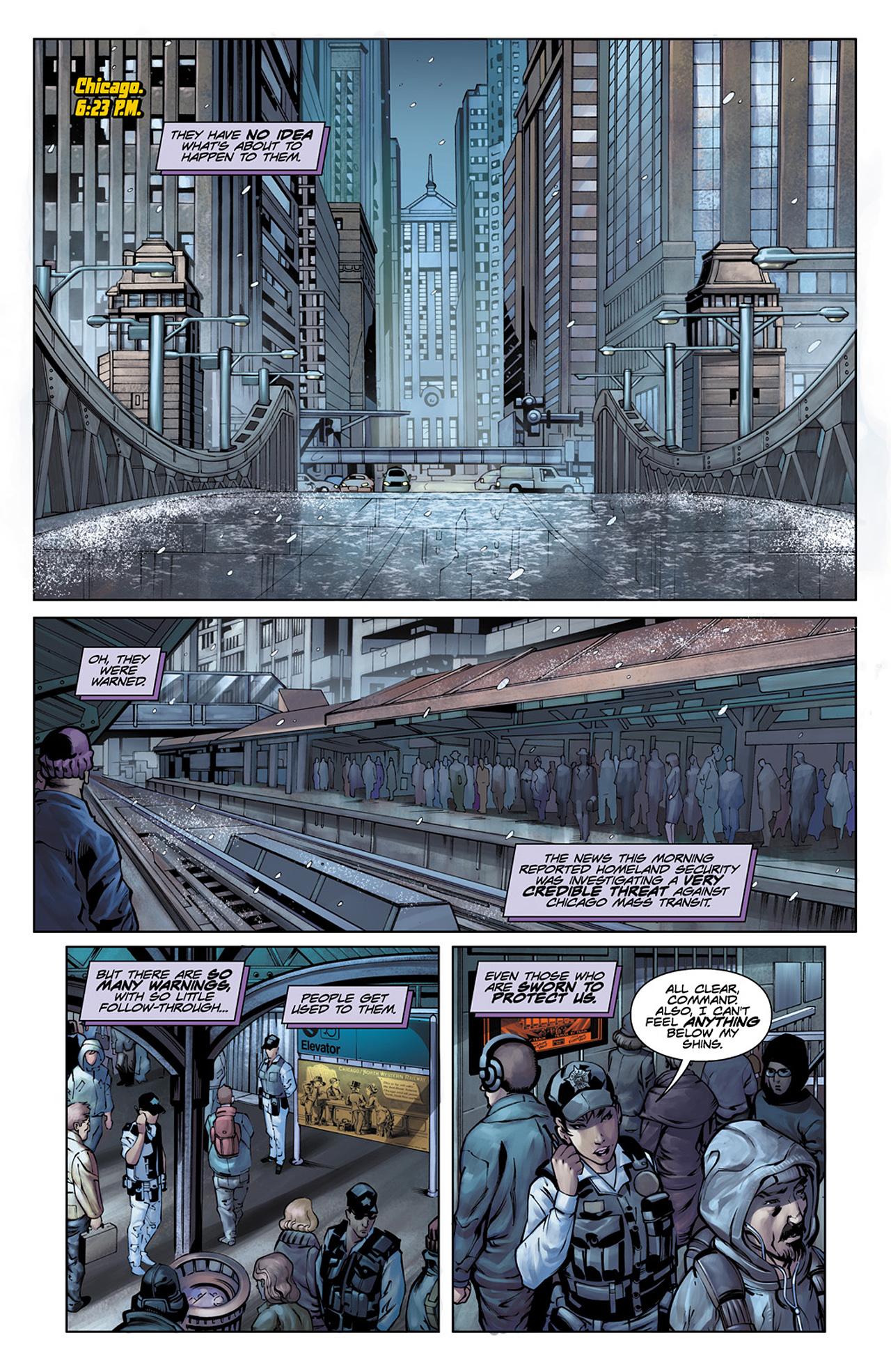 Read online Two Past Midnight comic -  Issue #1 - 3
