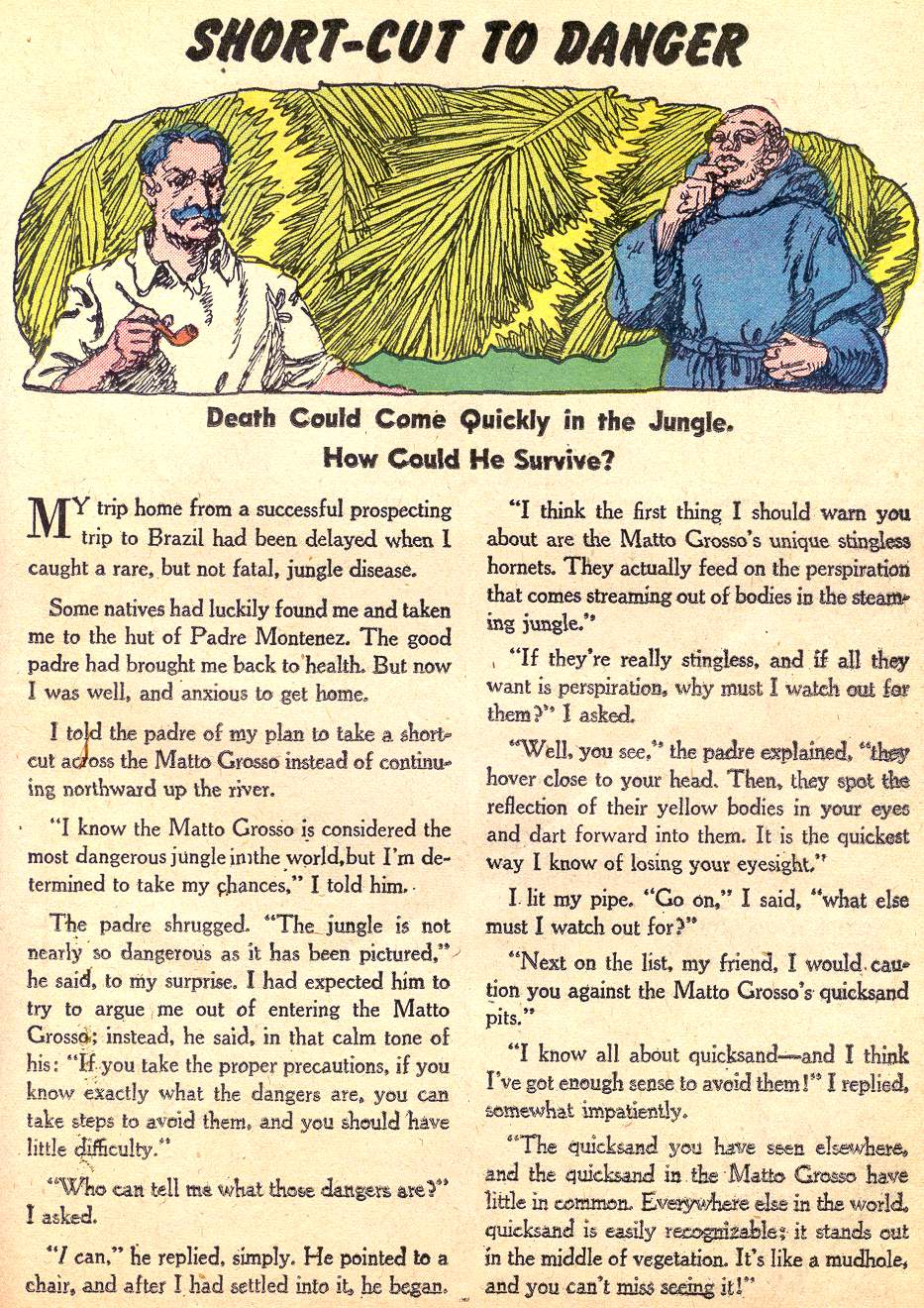 Read online Adventure Comics (1938) comic -  Issue #227 - 25