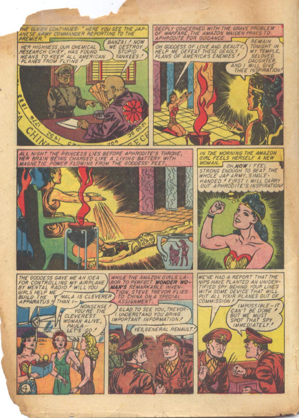 Read online Sensation (Mystery) Comics comic -  Issue #24 - 6