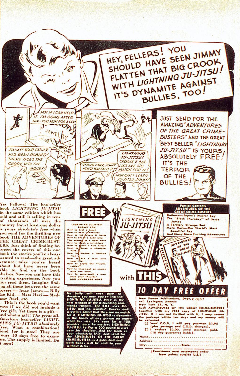 Read online Mystic Comics (1944) comic -  Issue #1 - 51