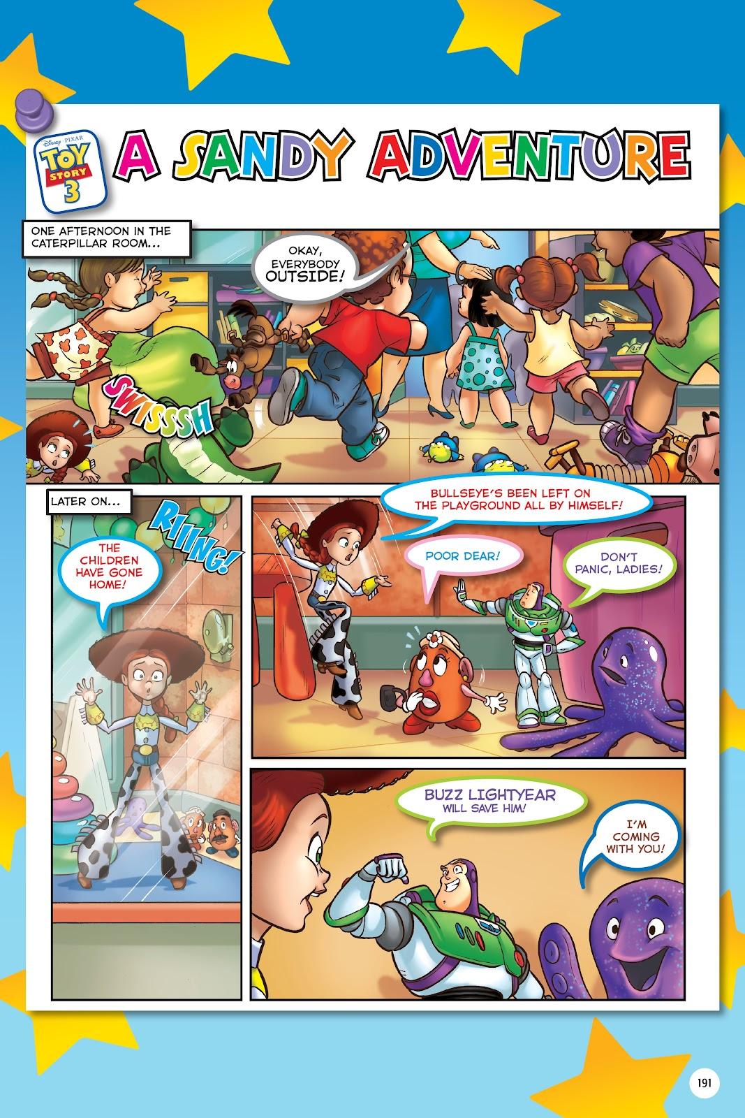 Read online DISNEY·PIXAR Toy Story Adventures comic -  Issue # TPB 1 (Part 2) - 91
