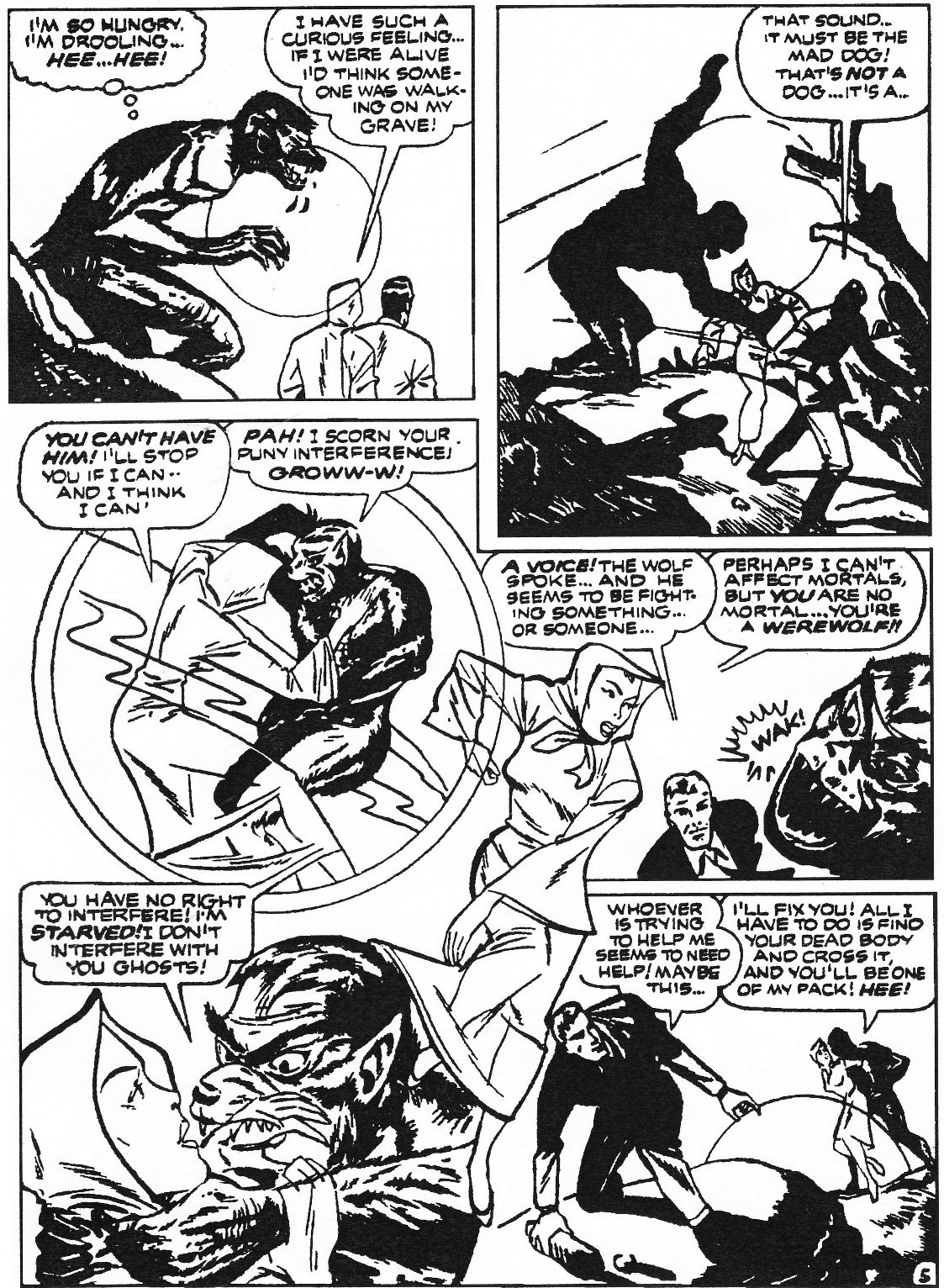 Read online Men of Mystery Comics comic -  Issue #82 - 215