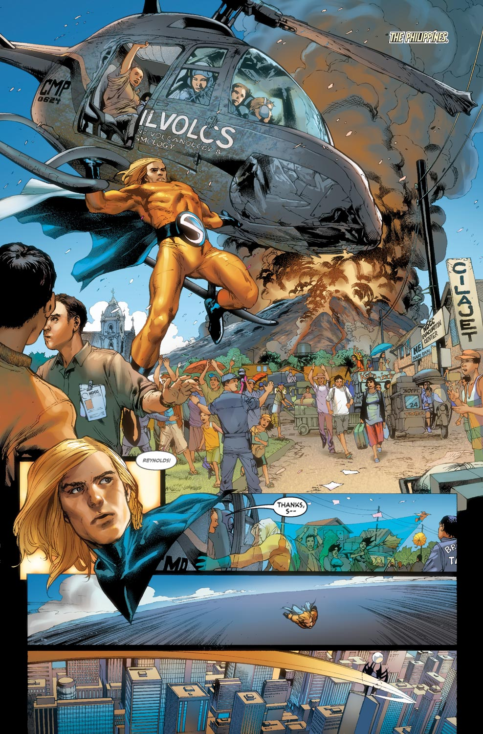 Read online Agents Of Atlas (2009) comic -  Issue #1 - 10