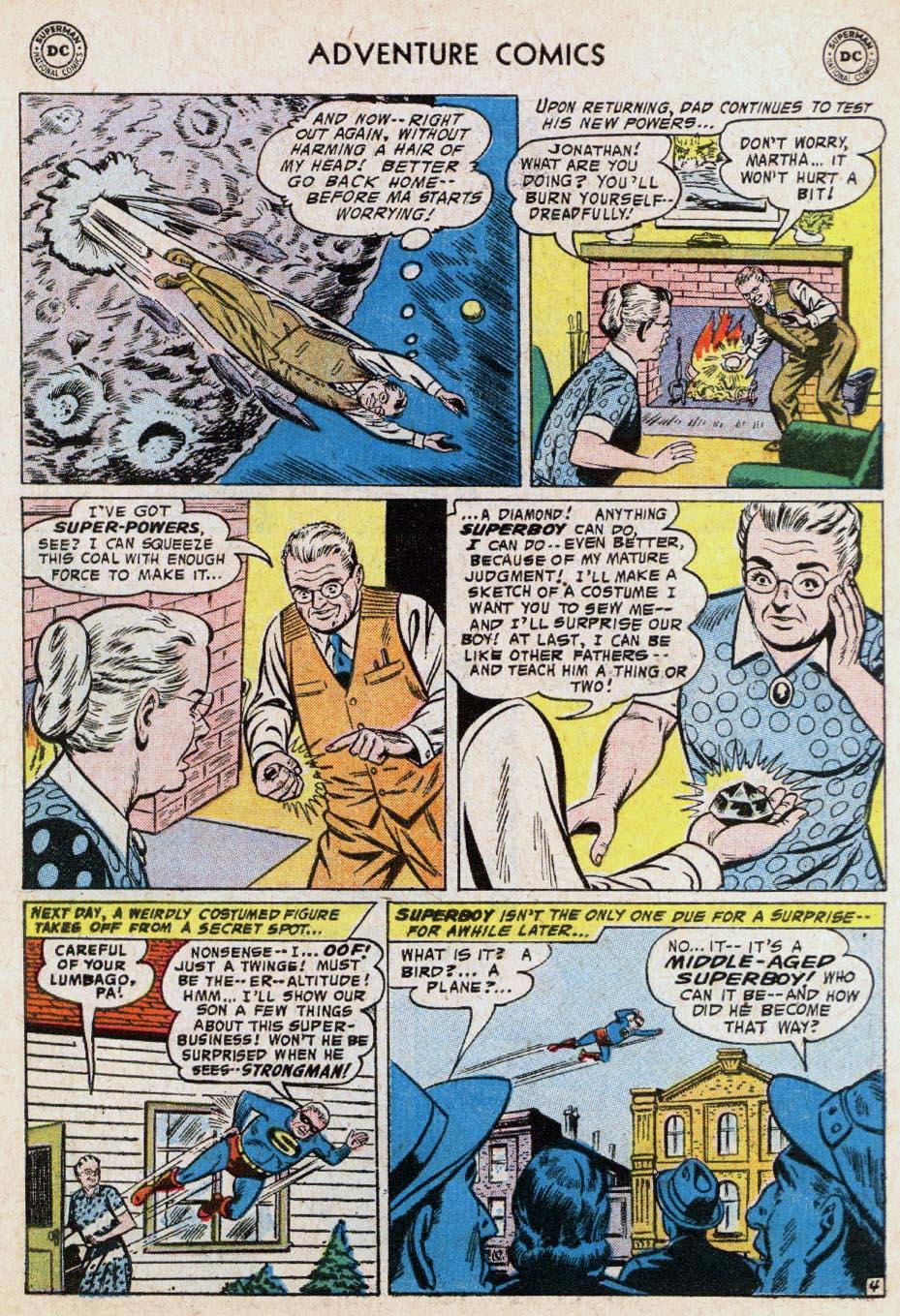 Read online Adventure Comics (1938) comic -  Issue #236 - 6