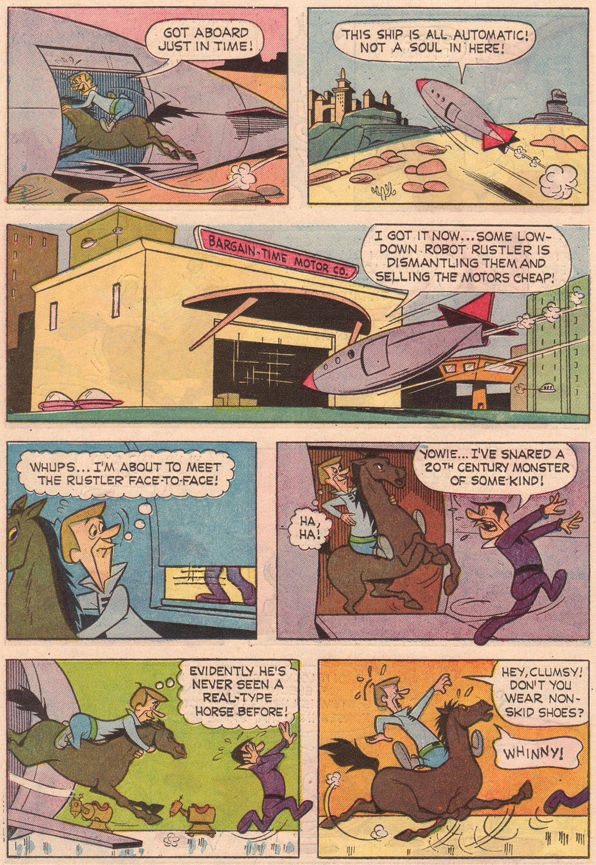 The Jetsons (1963) issue 26 - Page 14