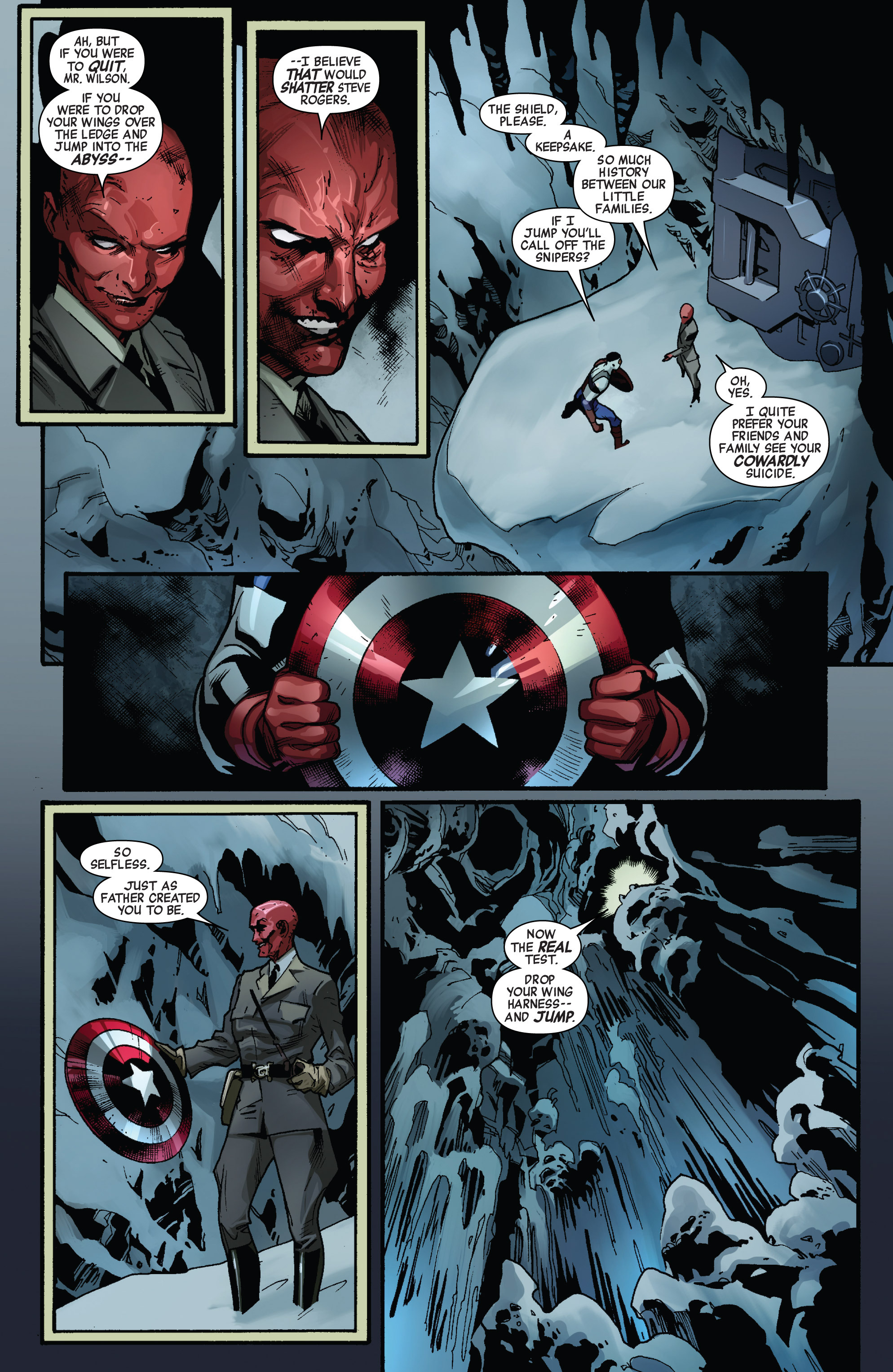 Read online All-New Captain America comic -  Issue #3 - 14