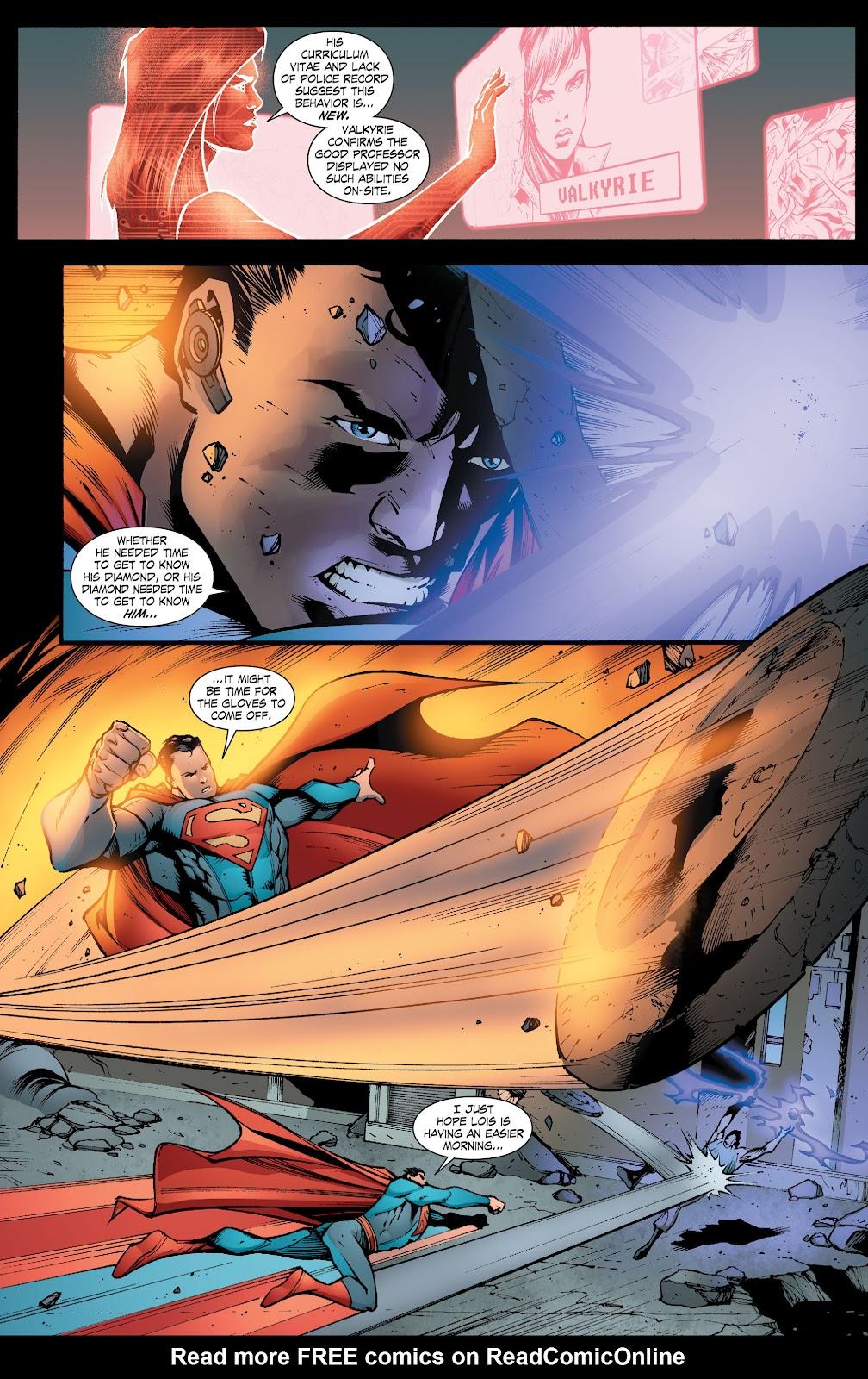 Read online Smallville Season 11 [II] comic -  Issue # TPB 8 - 51